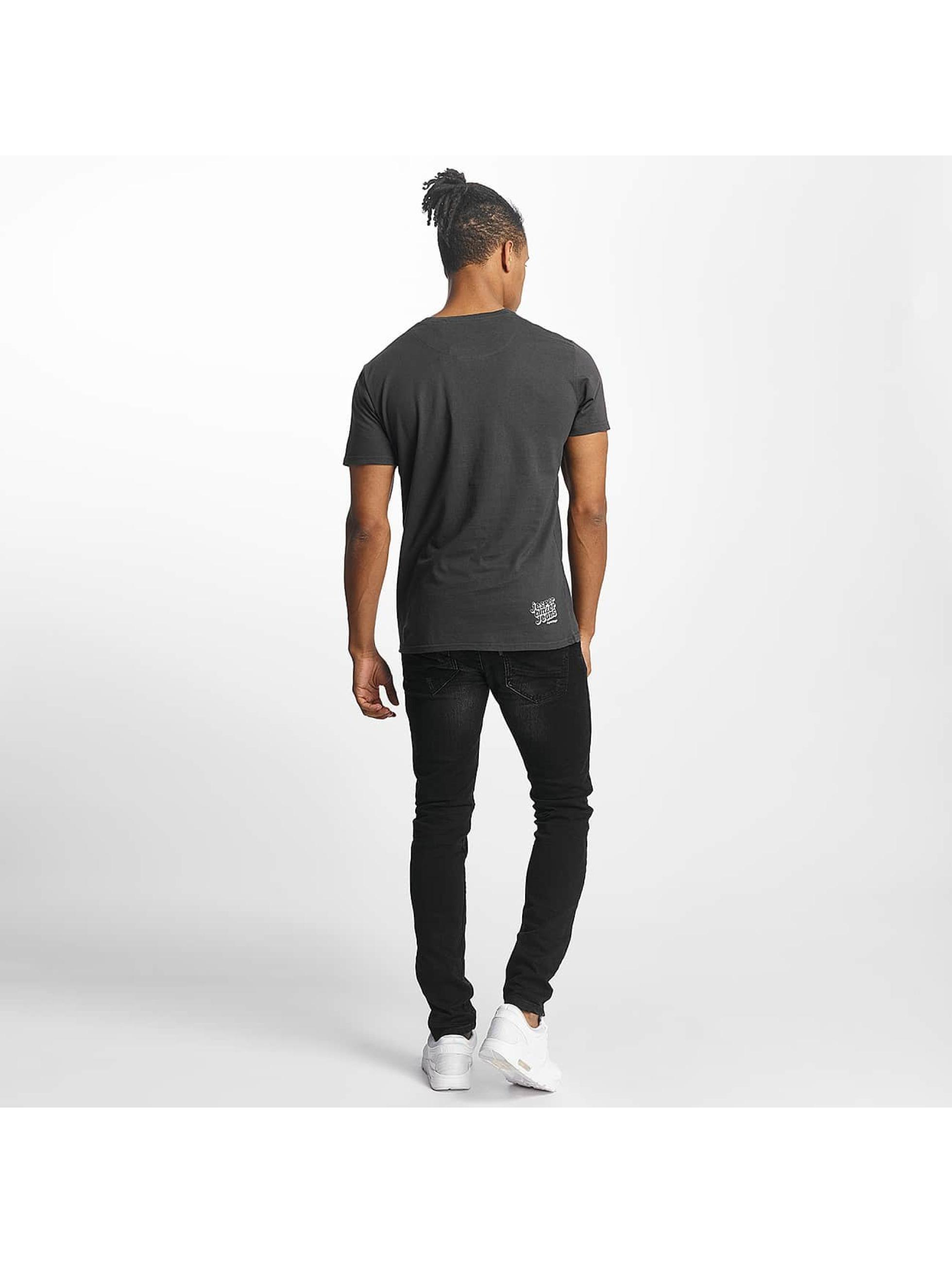 Paris Premium T-skjorter Rockin' Skull svart