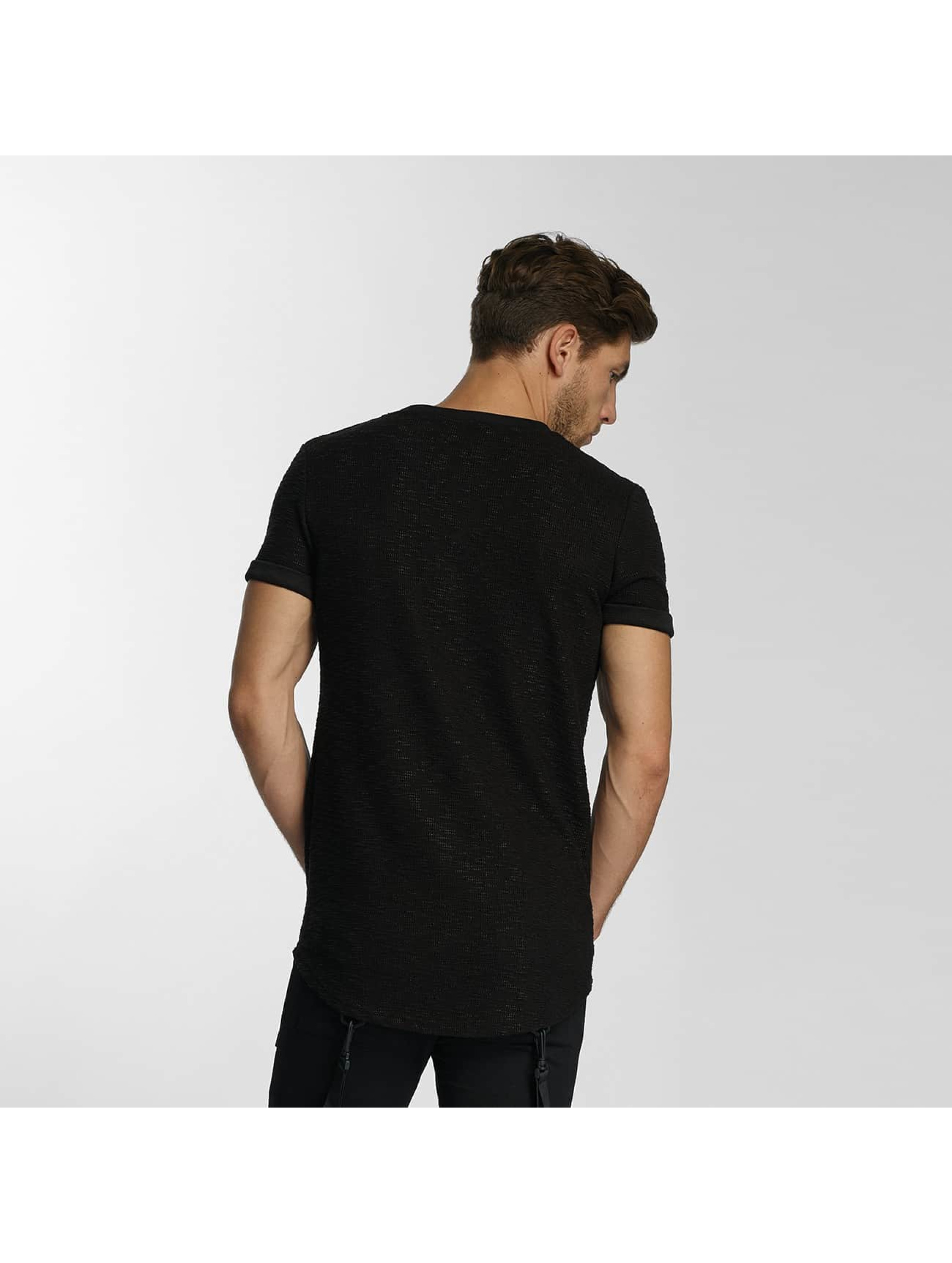 Paris Premium Tall Tees Knit black