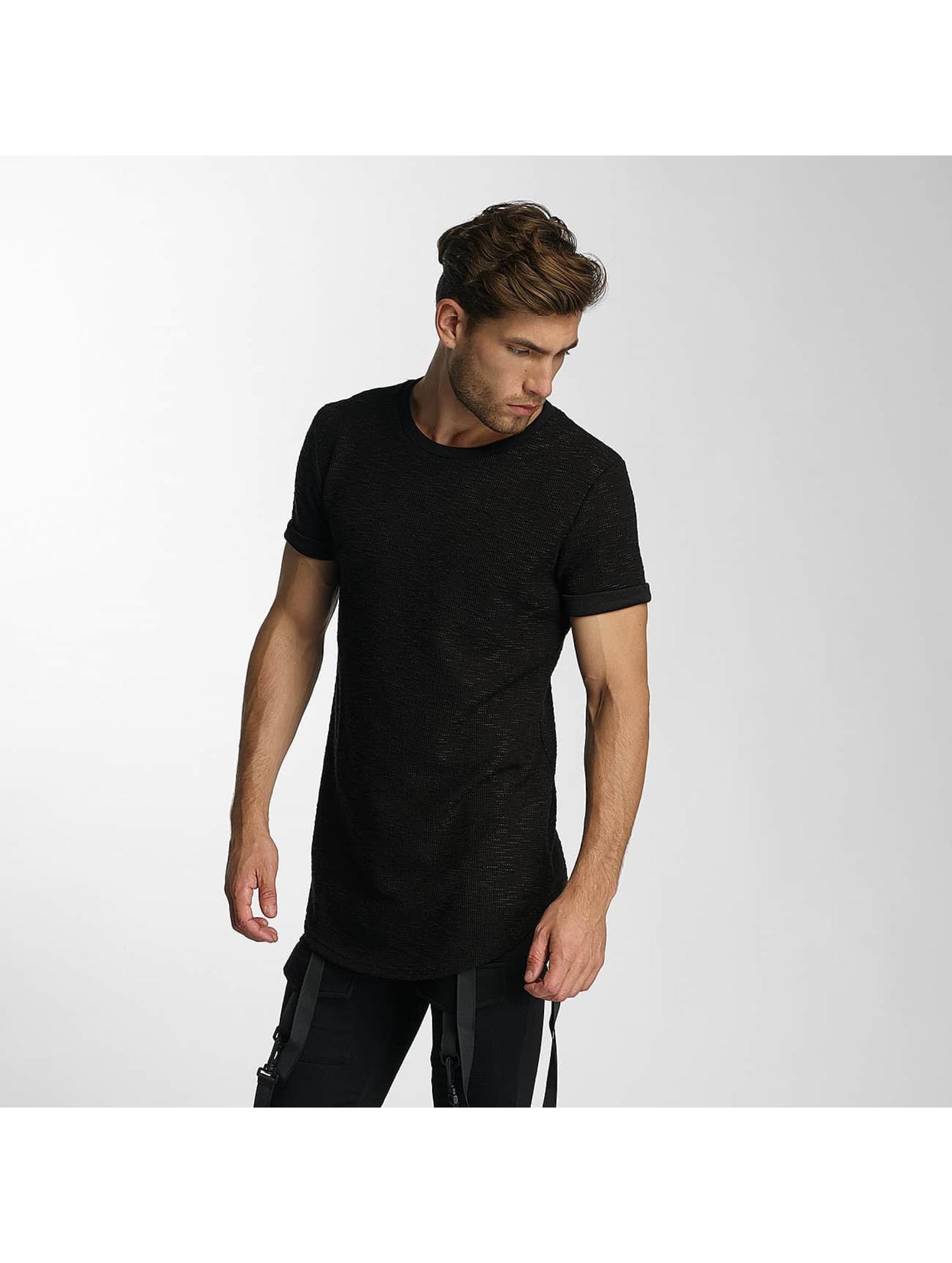 Paris Premium Tall Tees Knit svart
