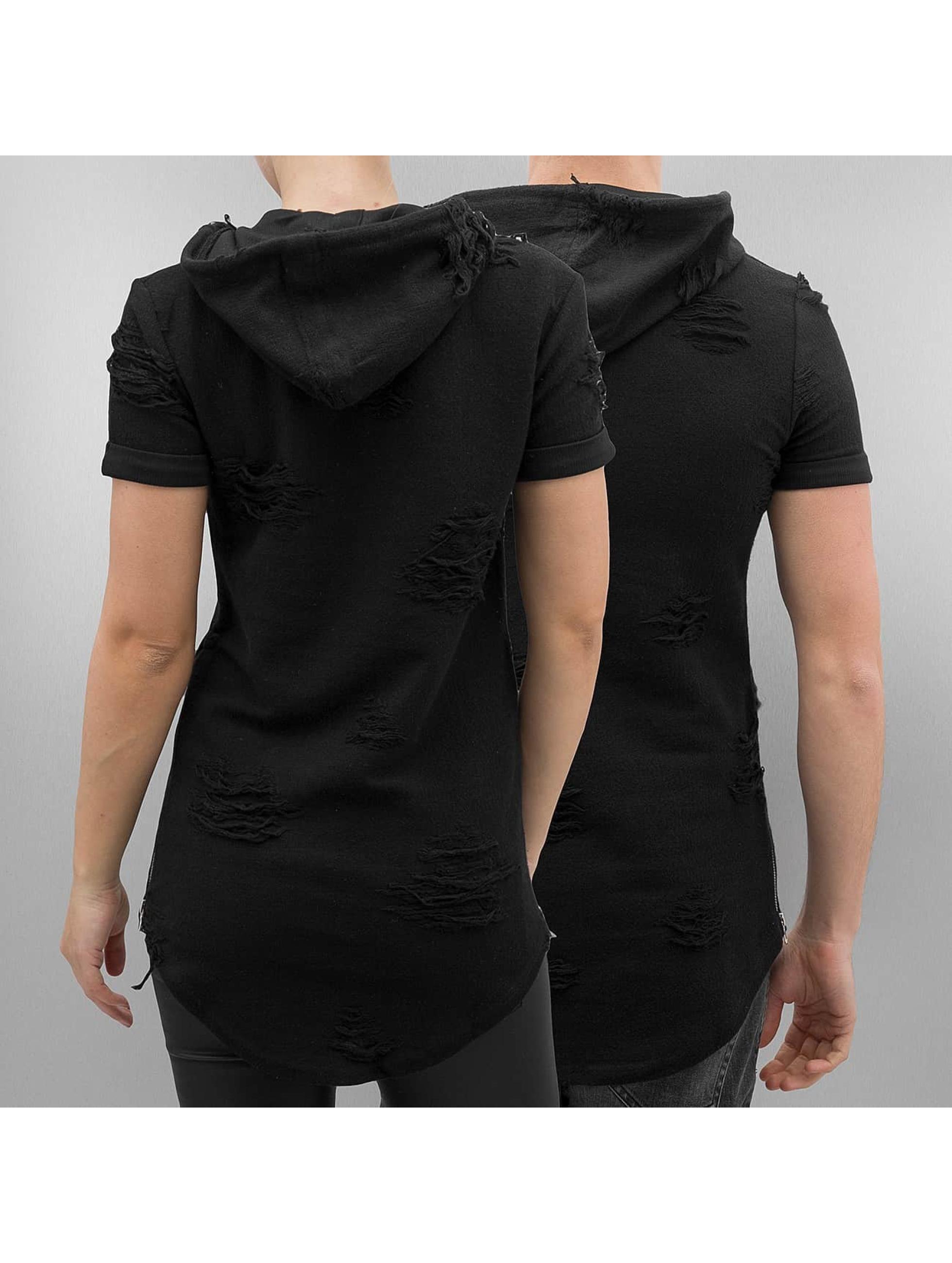 Paris Premium Tričká Janko èierna