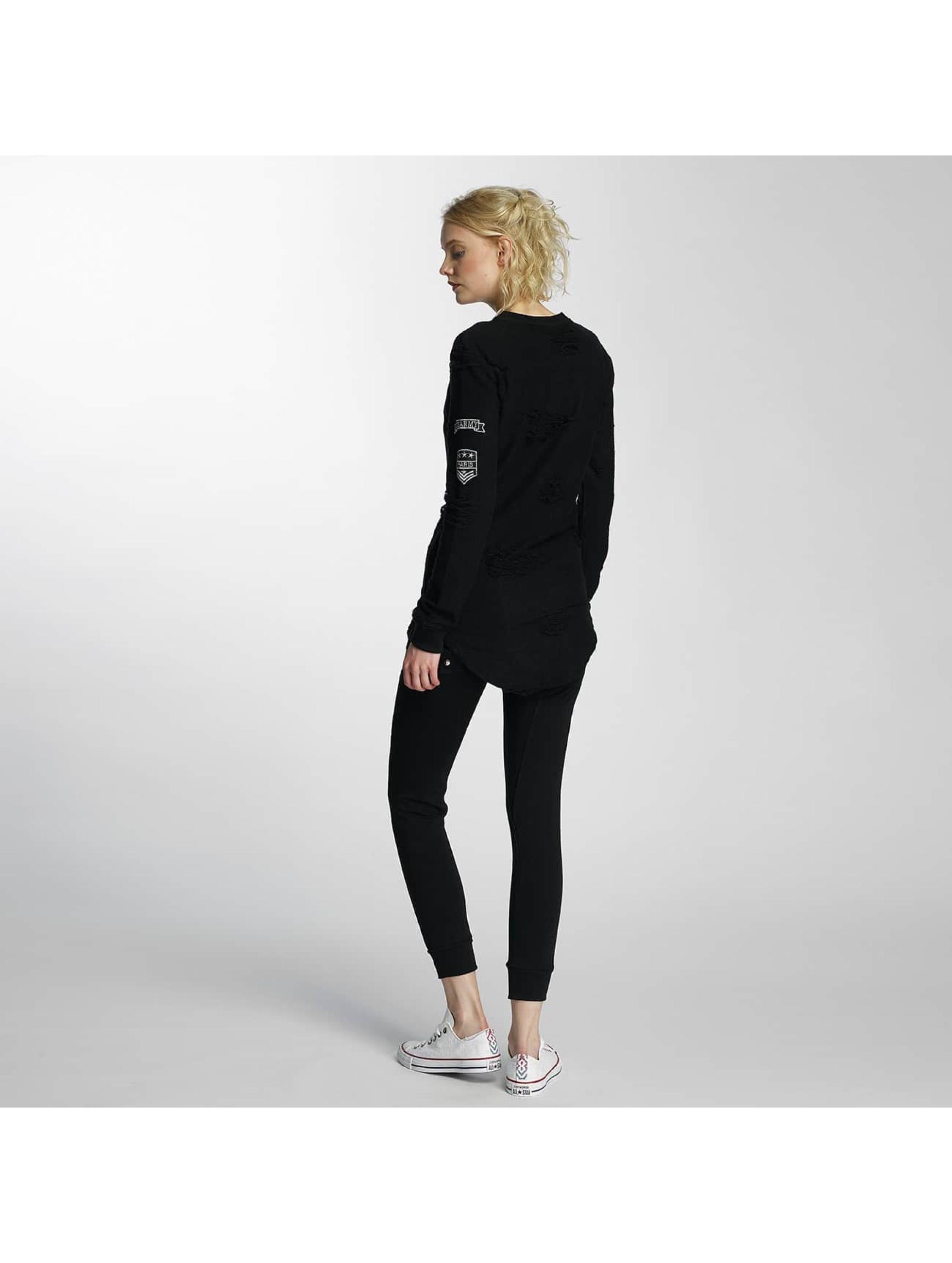 Paris Premium trui 5 zwart