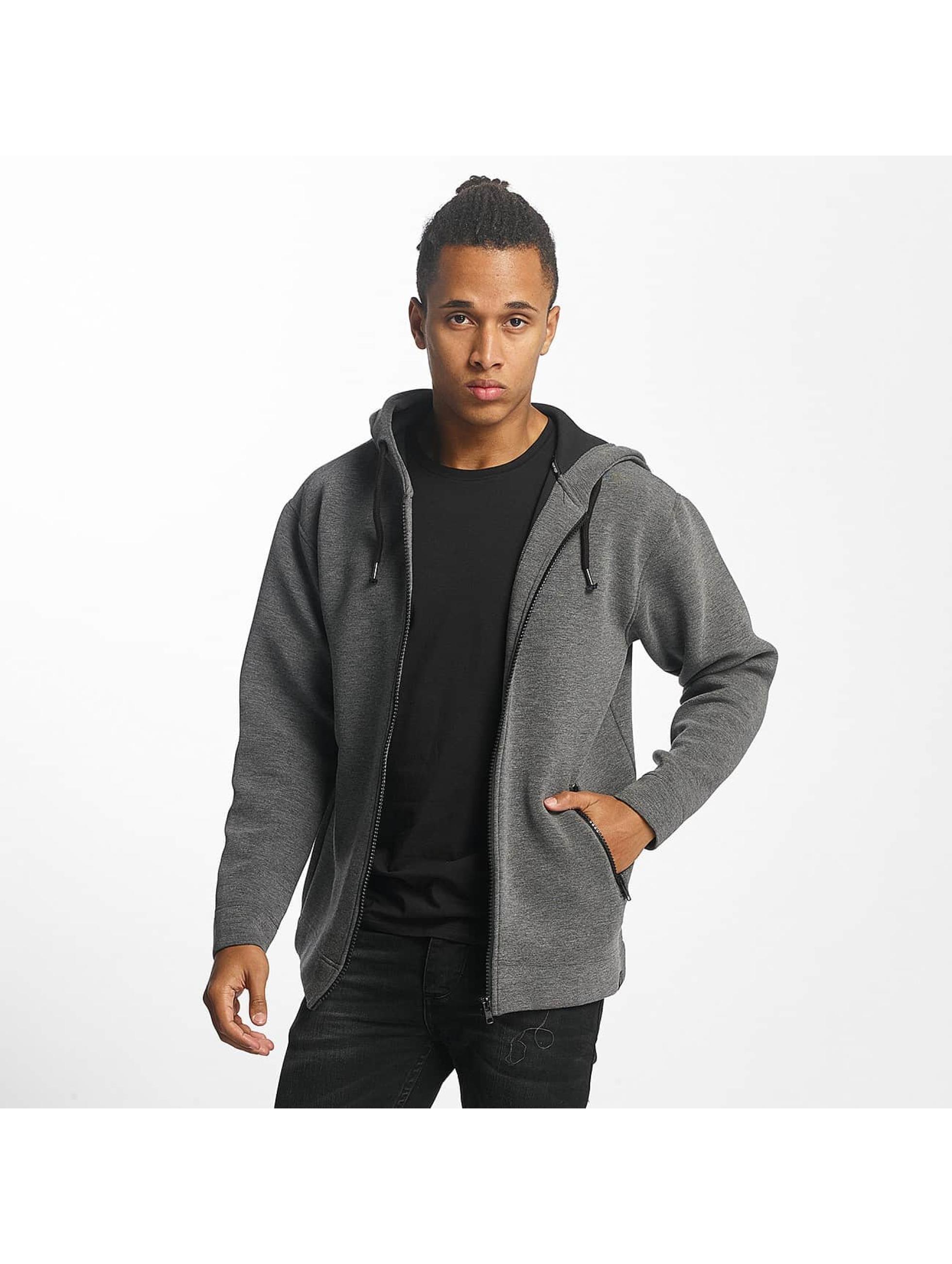 Paris Premium Veste mi-saison légère Neoprene gris