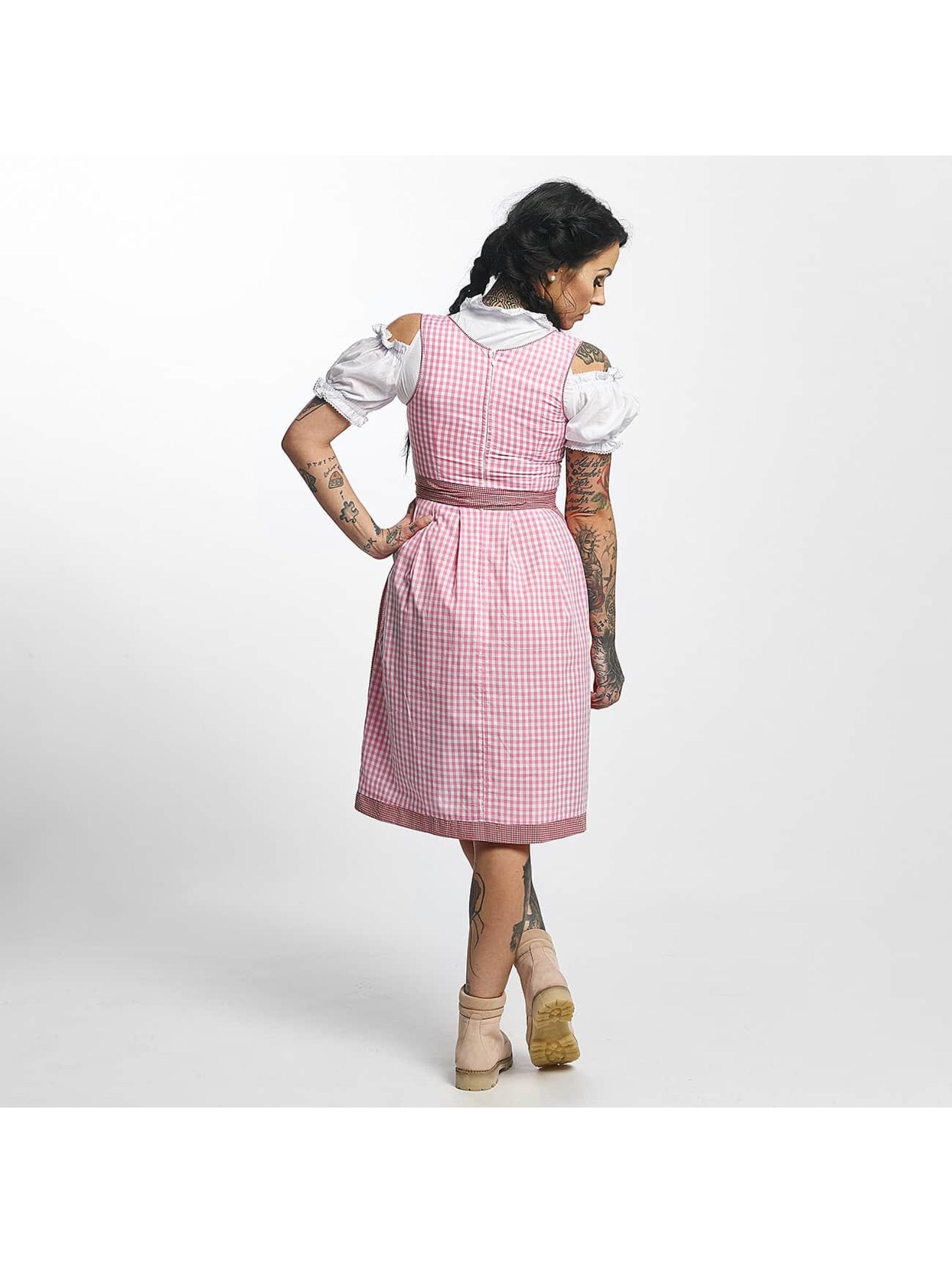 Paris Premium Vestido Traditional fucsia