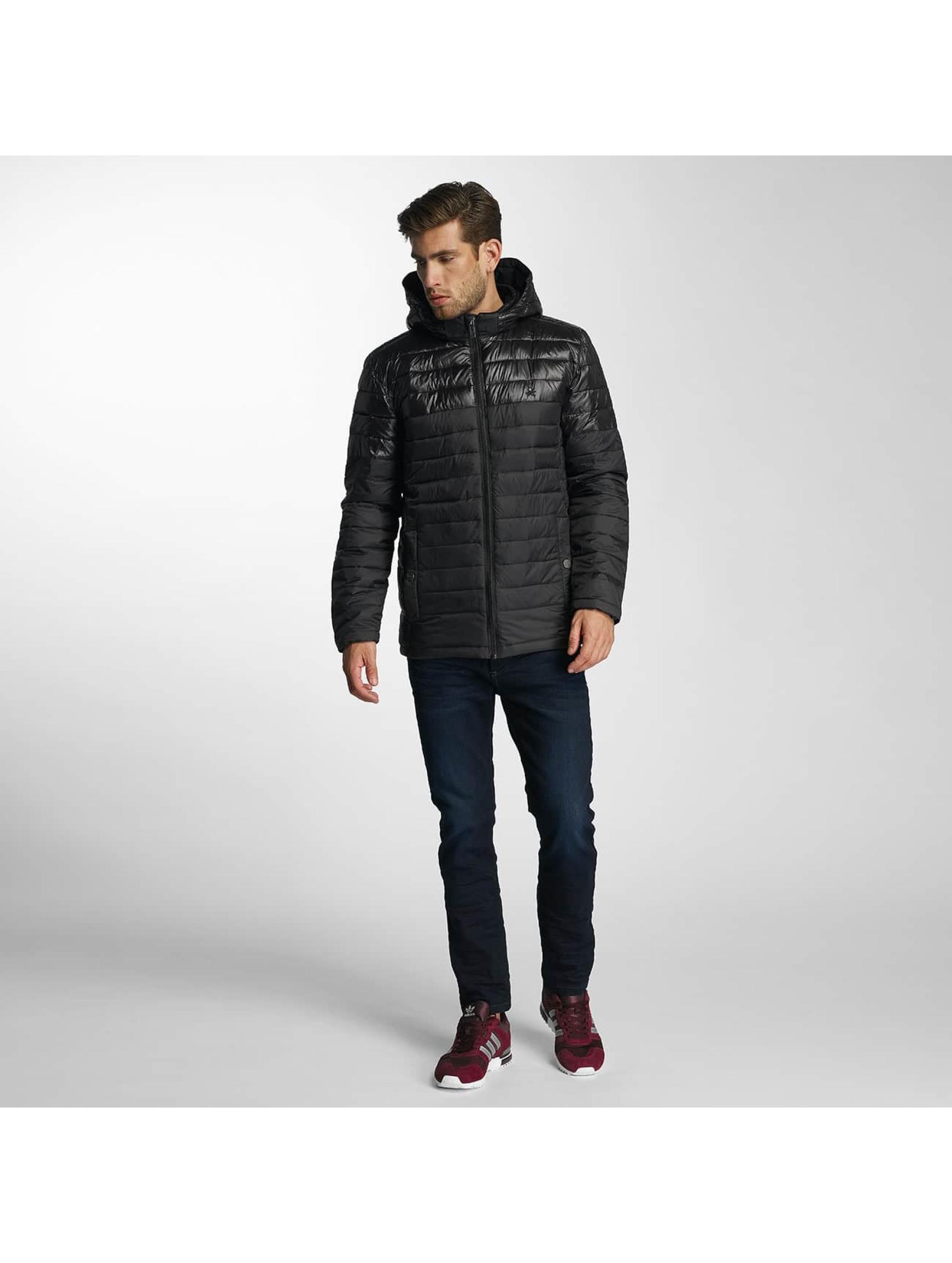Paris Premium Vinterjakke Puffy svart