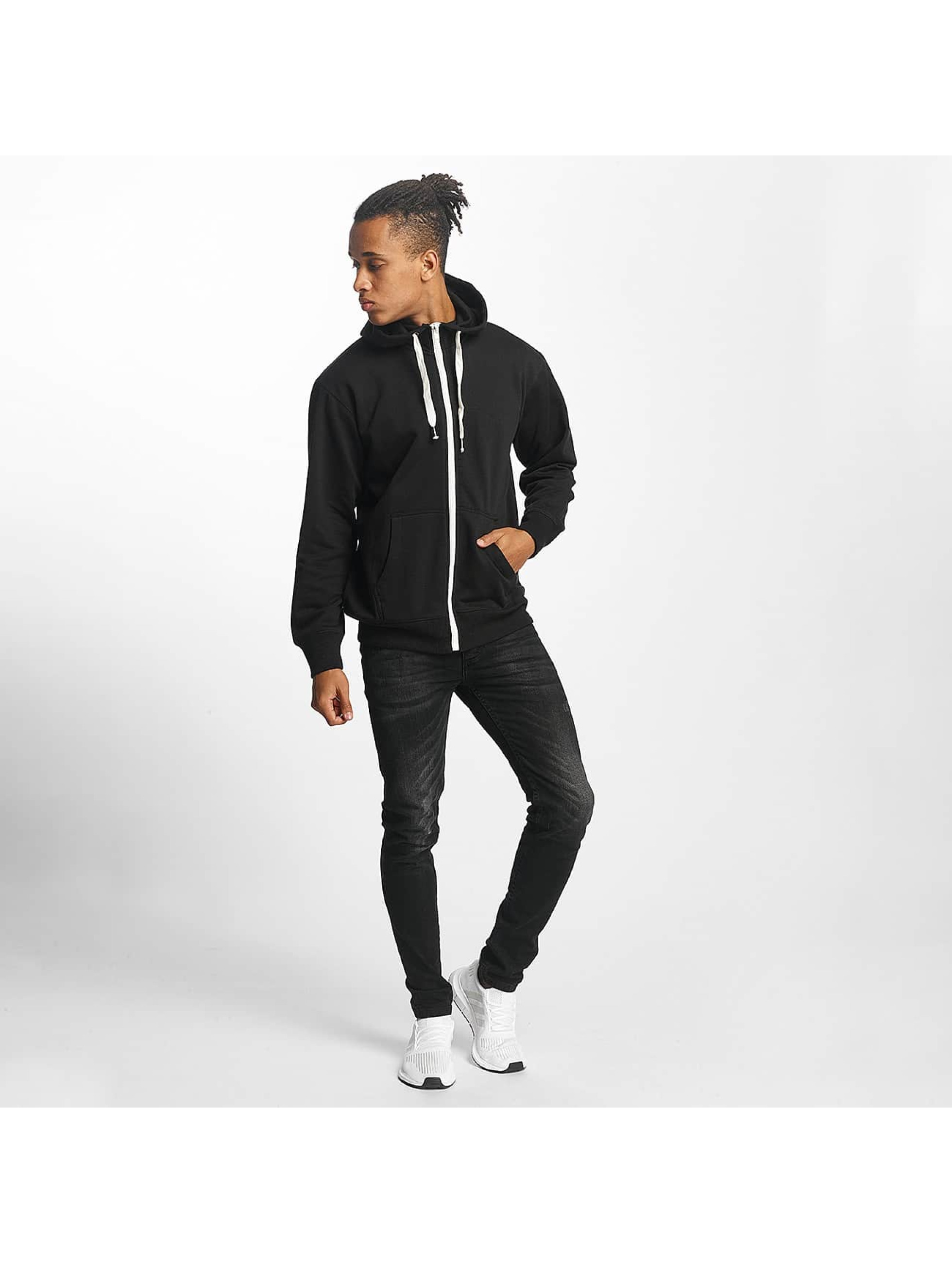 Paris Premium Zip Hoodie Basic sort