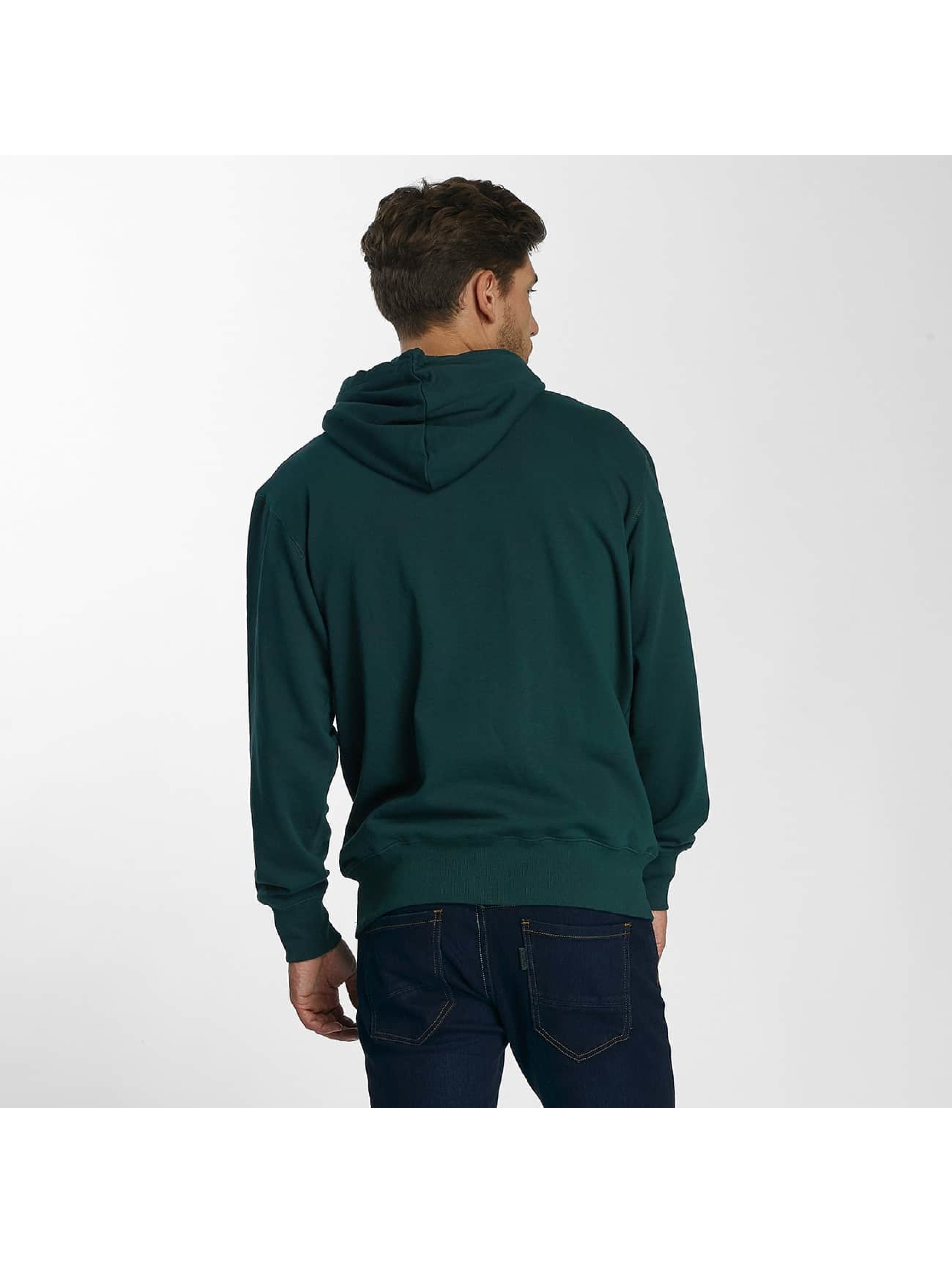 Paris Premium Zip Hoodie Town House zielony