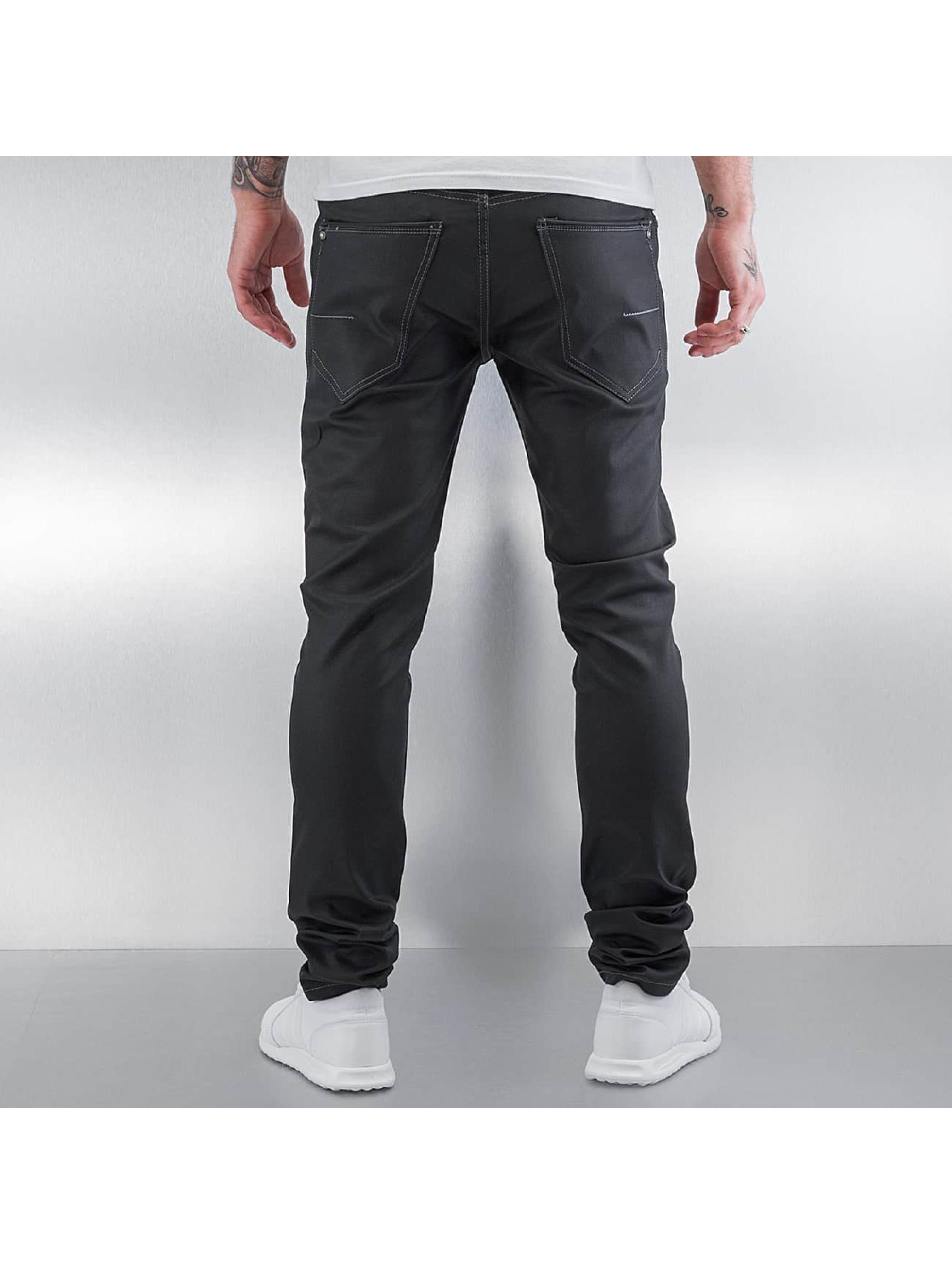 Pascucci Облегающие джинсы Owen синий