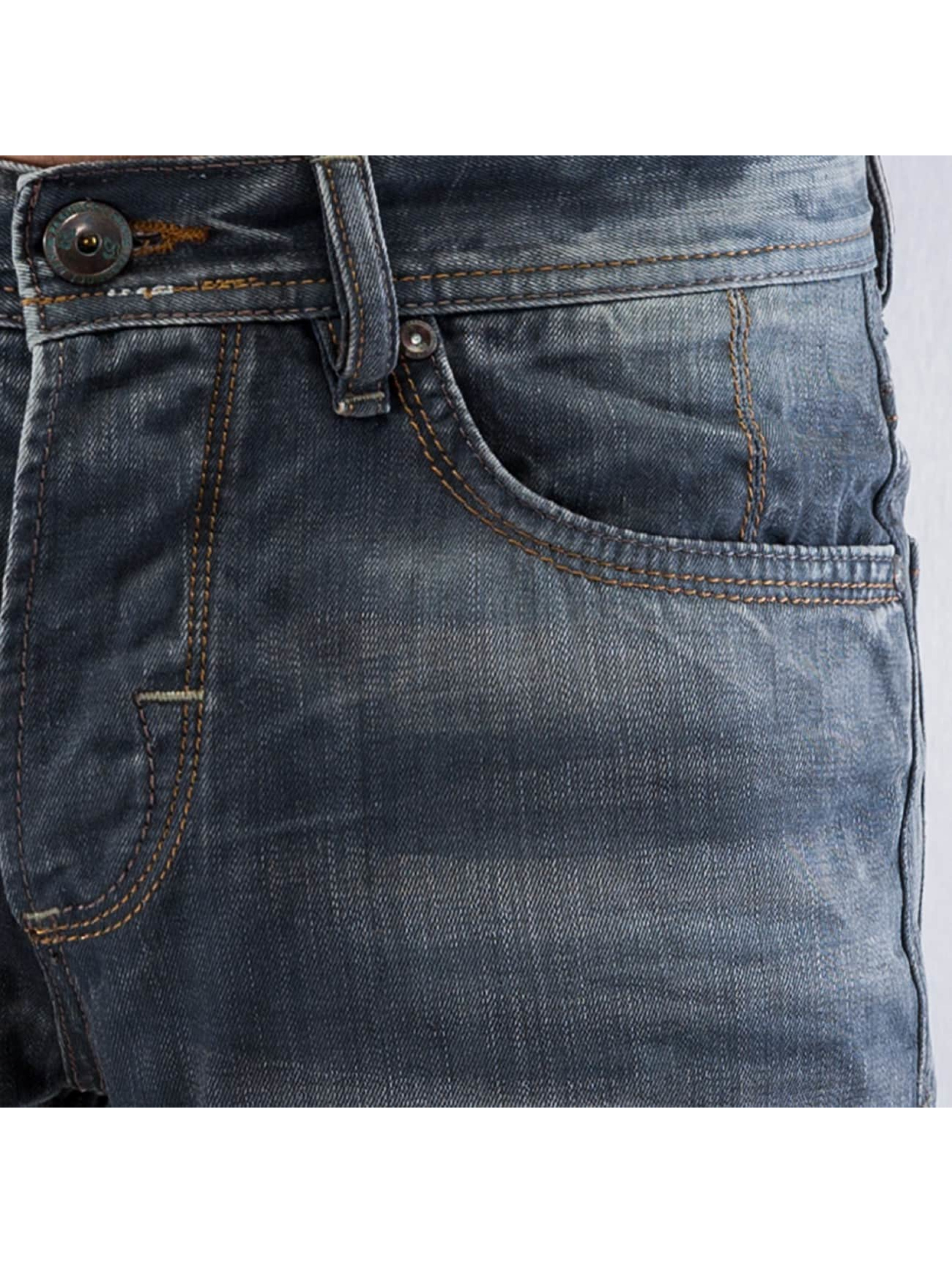 Pascucci Jean coupe droite Feliz-A bleu