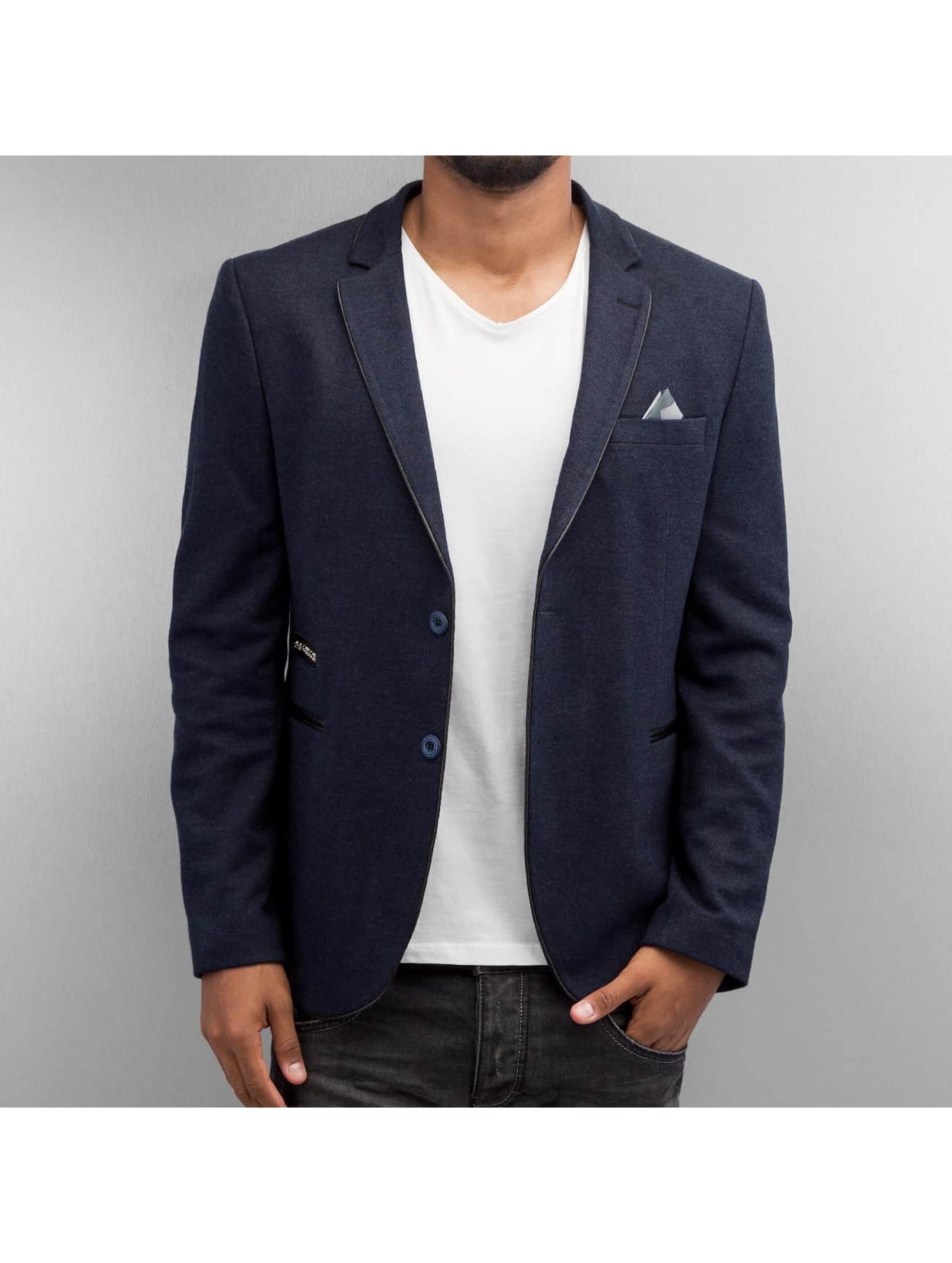 Mantel/Sakko Soft in blau