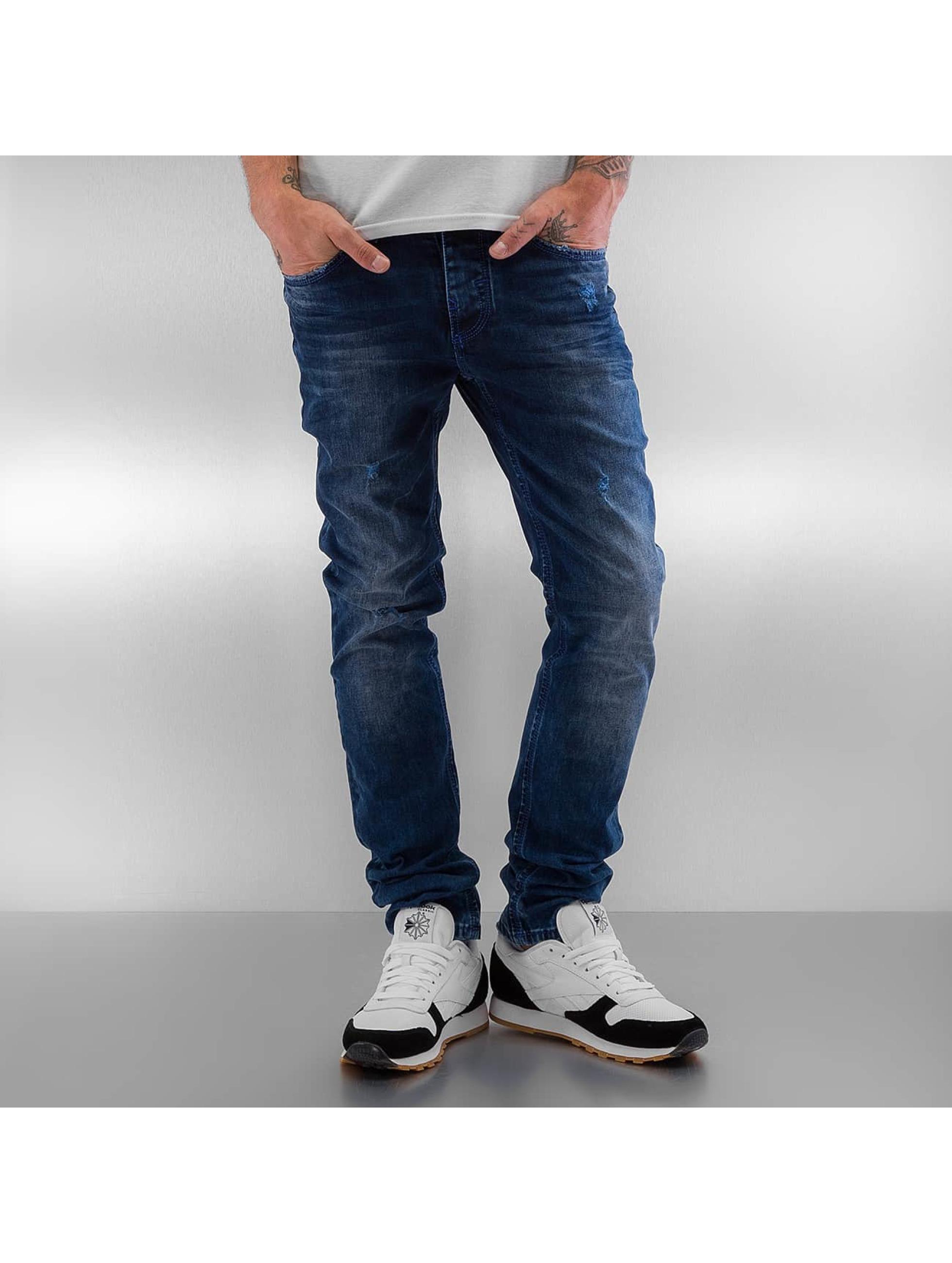 Pascucci Skinny jeans Sax blå