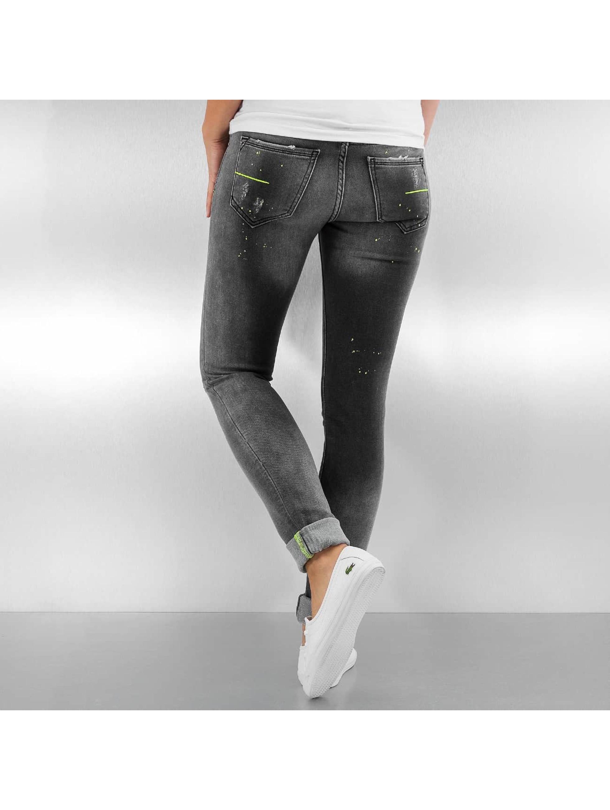 Pascucci Skinny Jeans B-Jogg schwarz