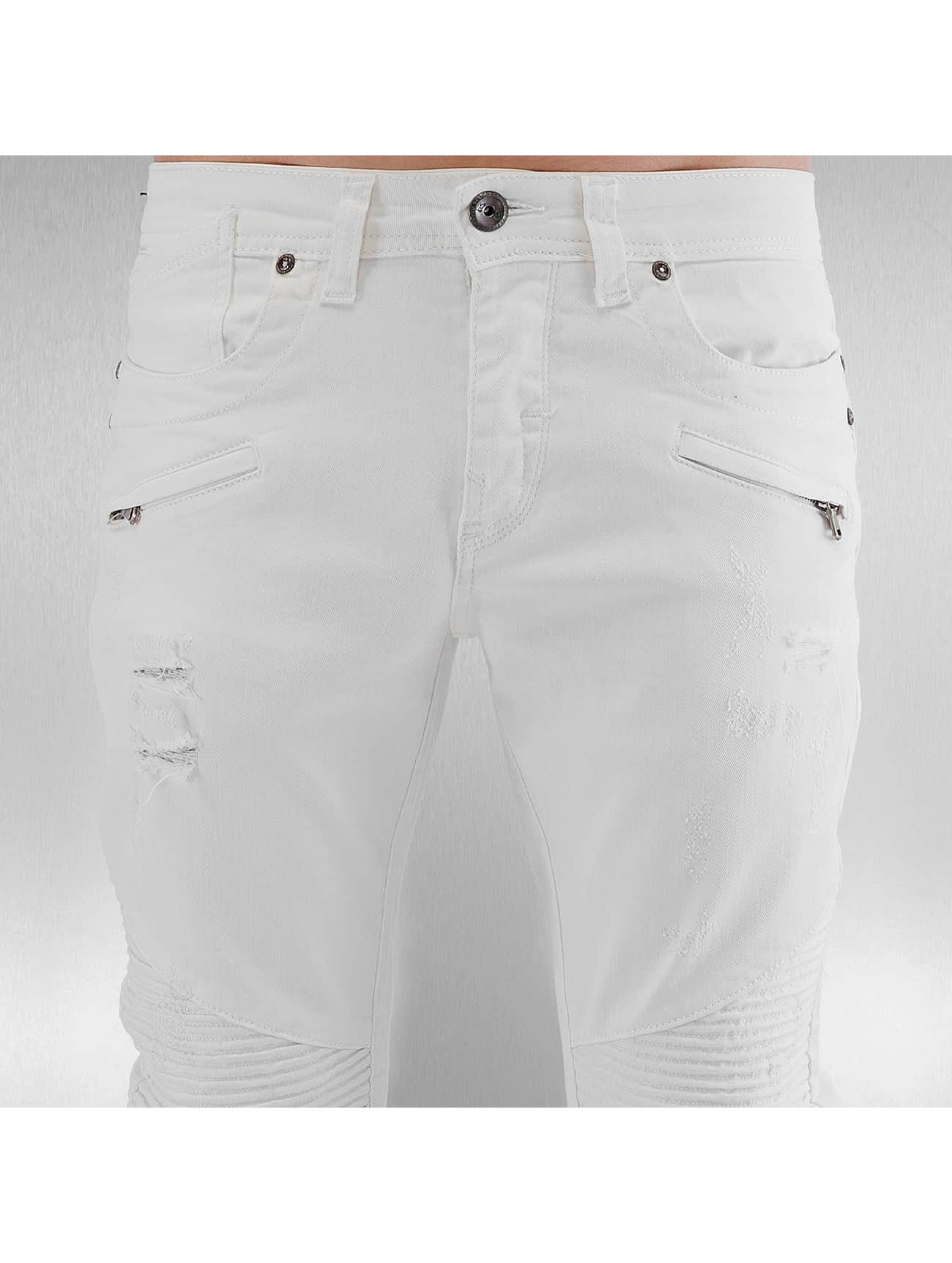 Pascucci Skinny Jeans Bell white