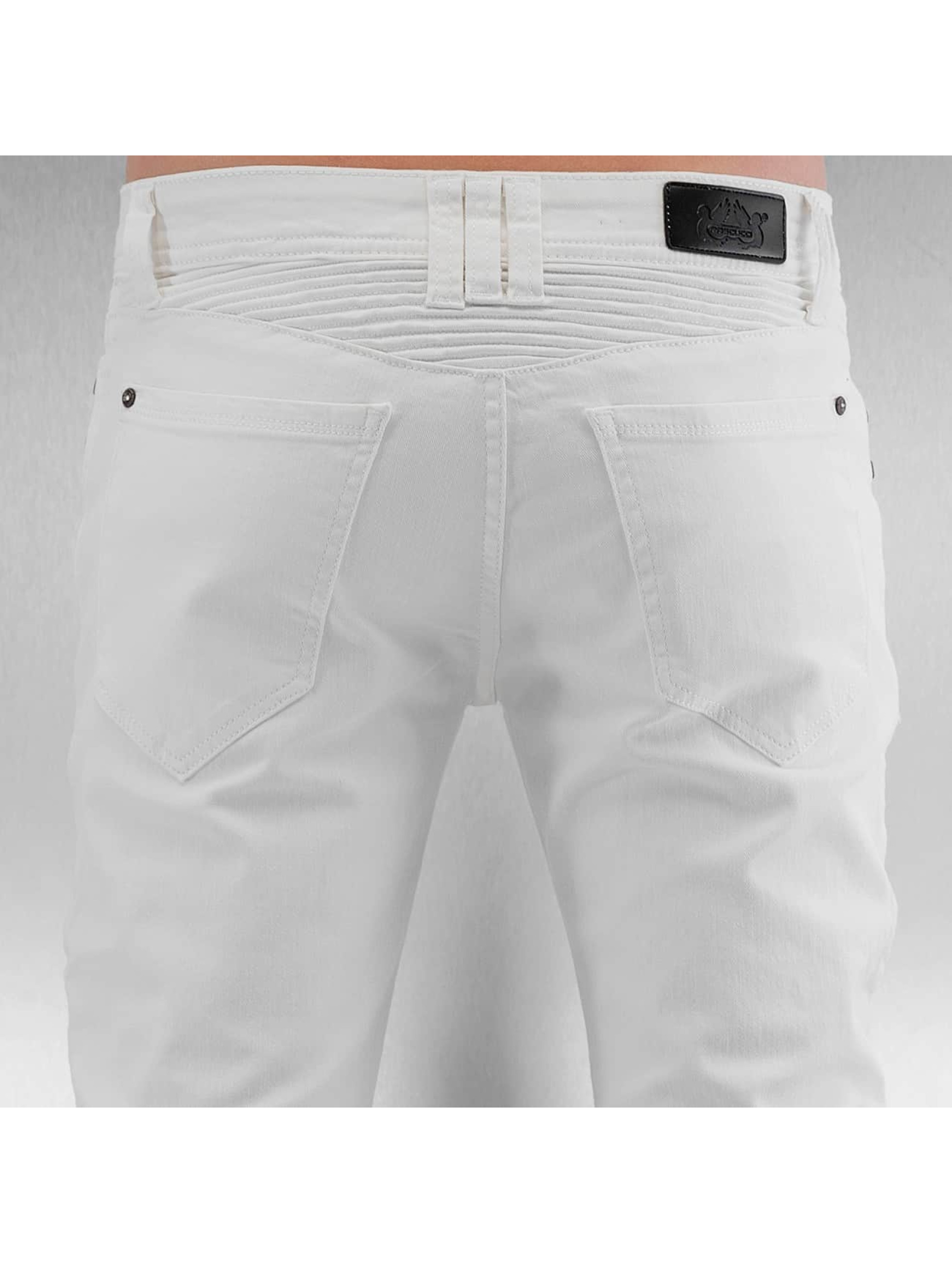 Pascucci Skinny jeans Bell wit