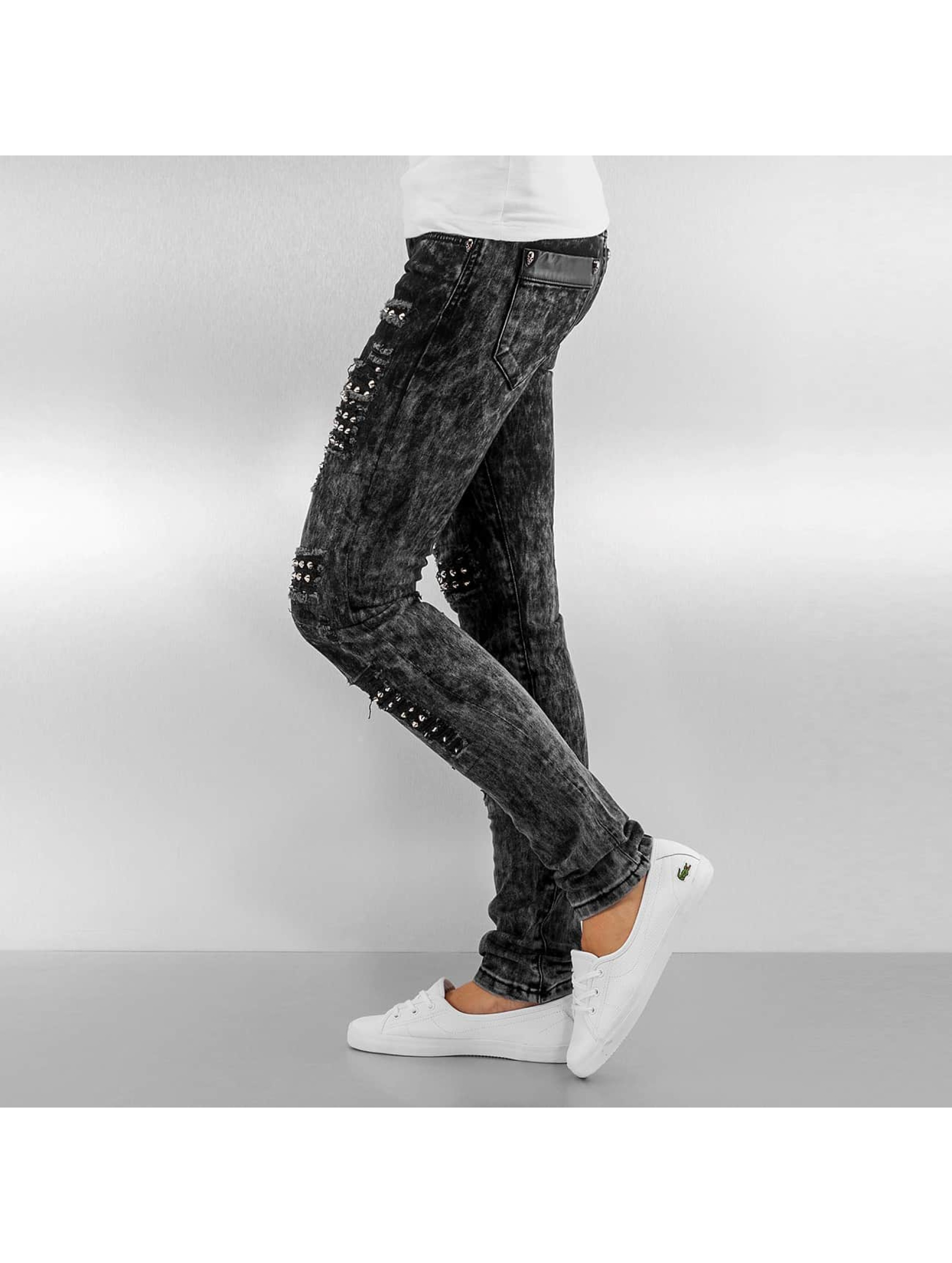 Pascucci Straight Fit Jeans B-Plip black