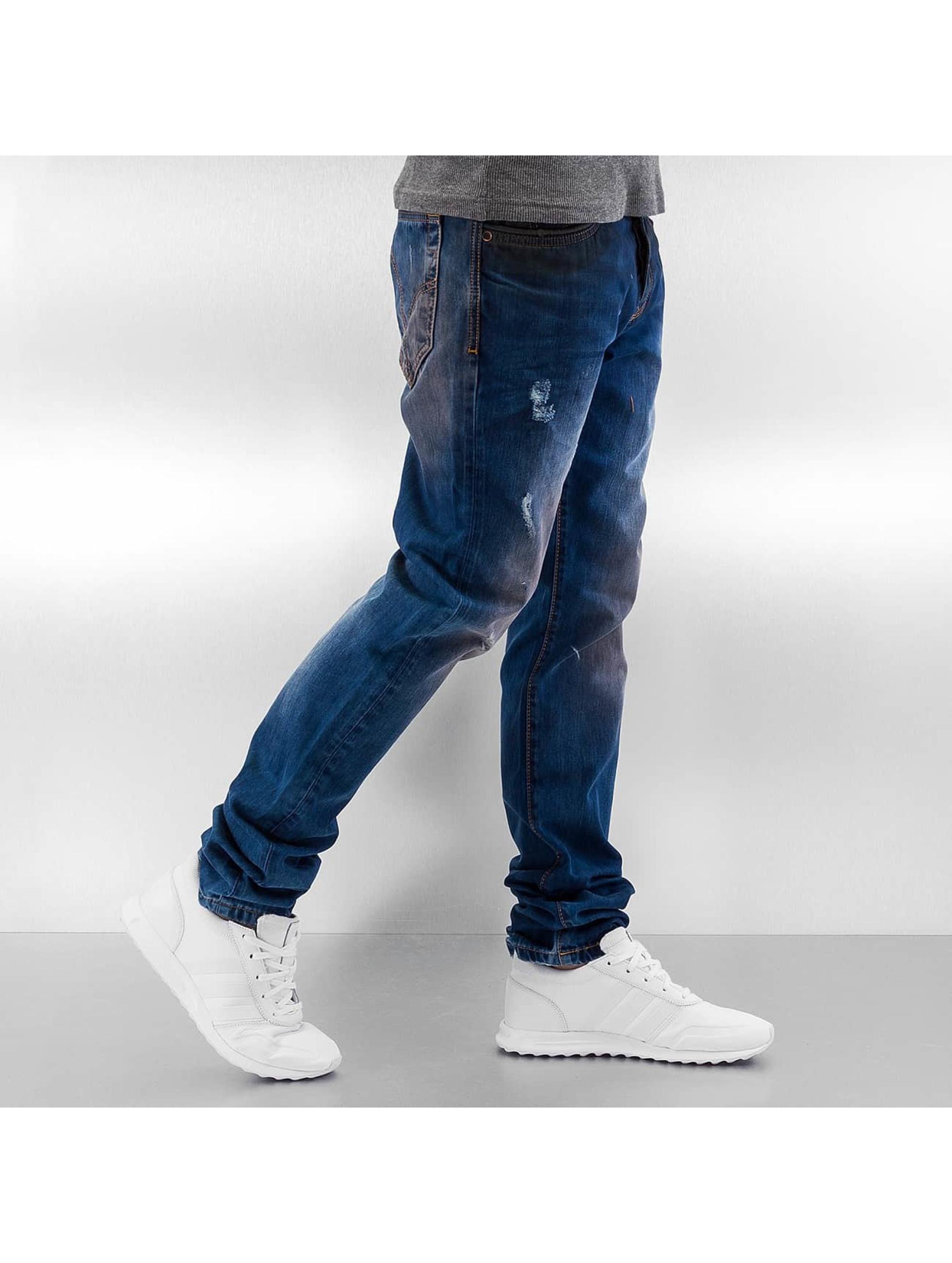 Pascucci Straight Fit Jeans Kamban blau
