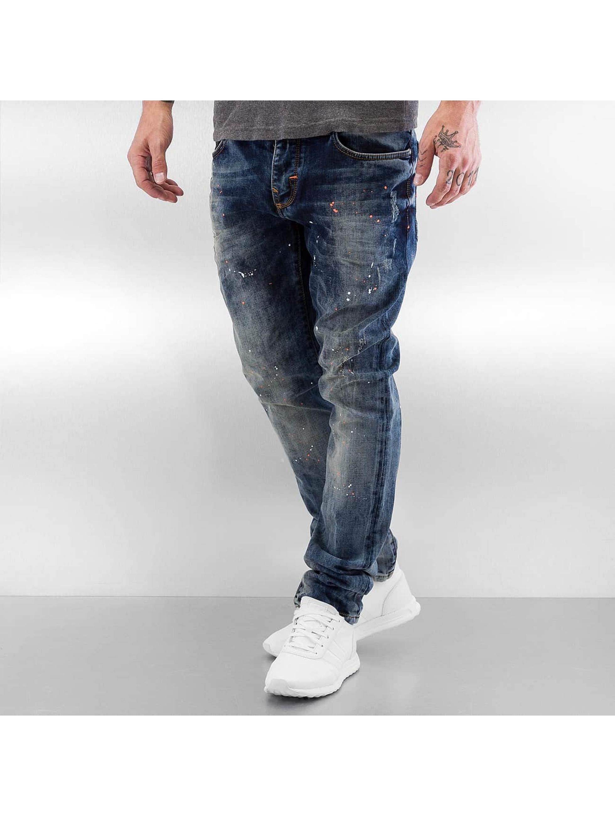 Pascucci Straight Fit Jeans Jomar blau