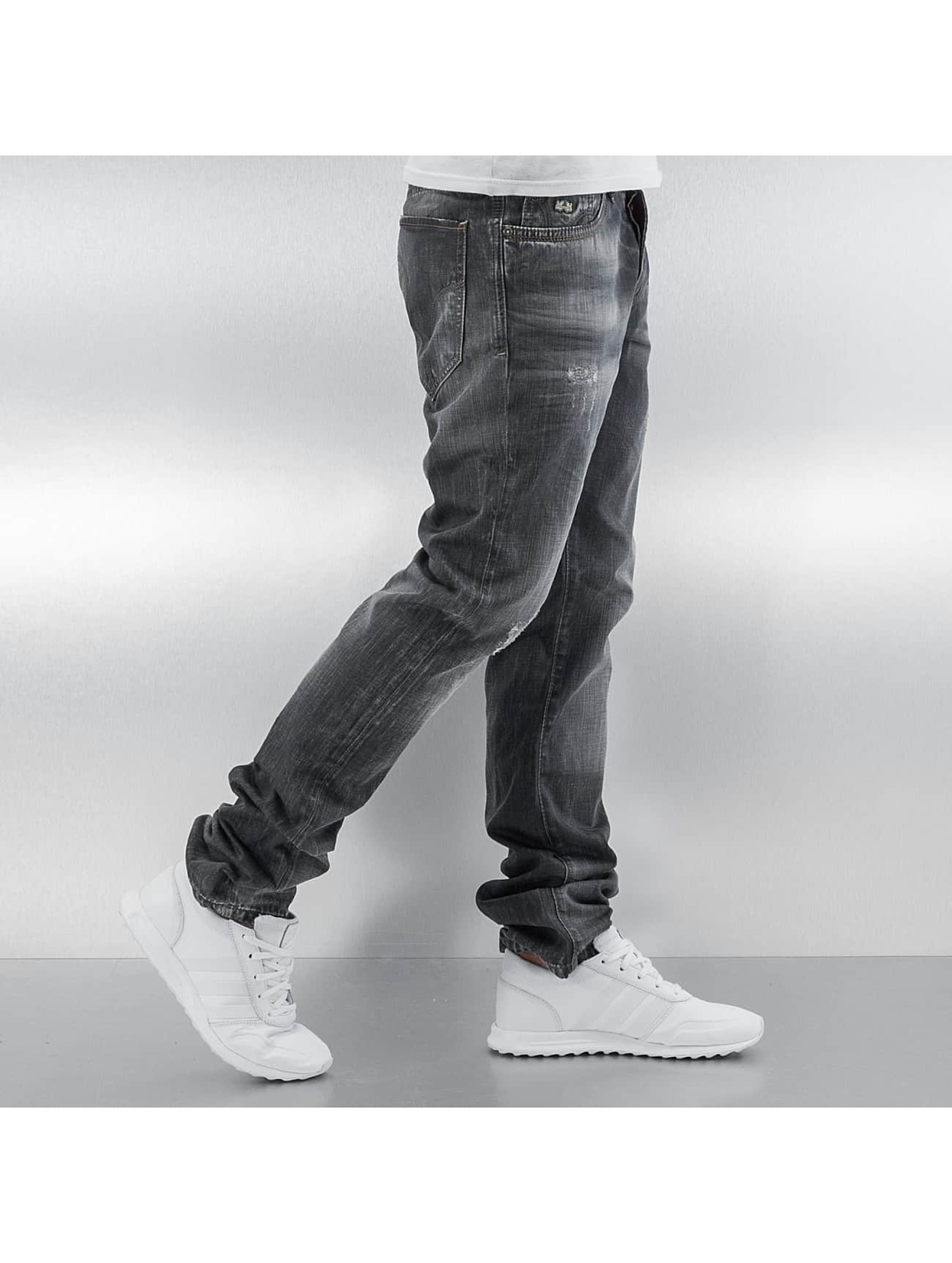 Pascucci Straight Fit Jeans Feliz-A blue