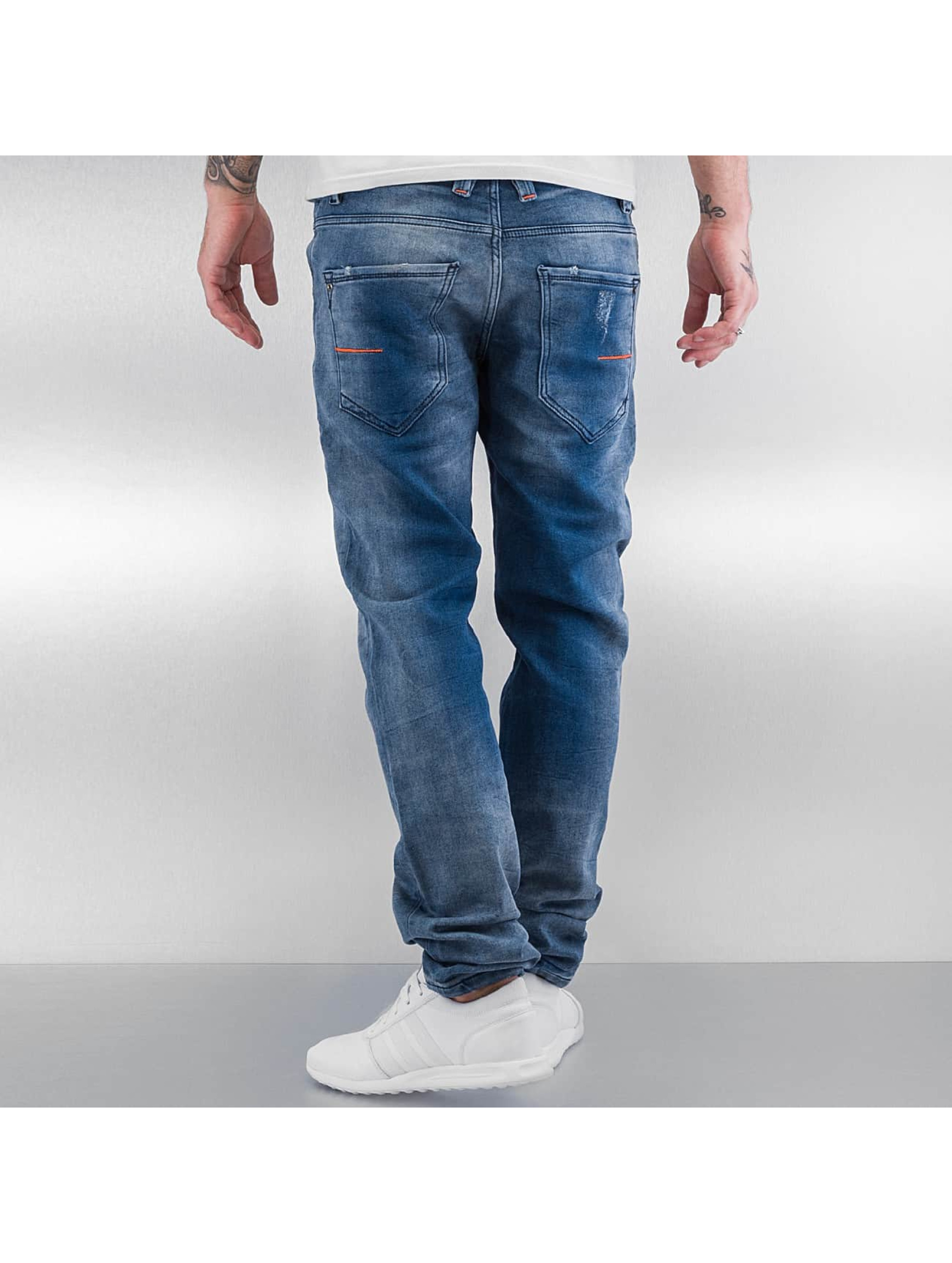 Pascucci Straight Fit Jeans Ungi blue