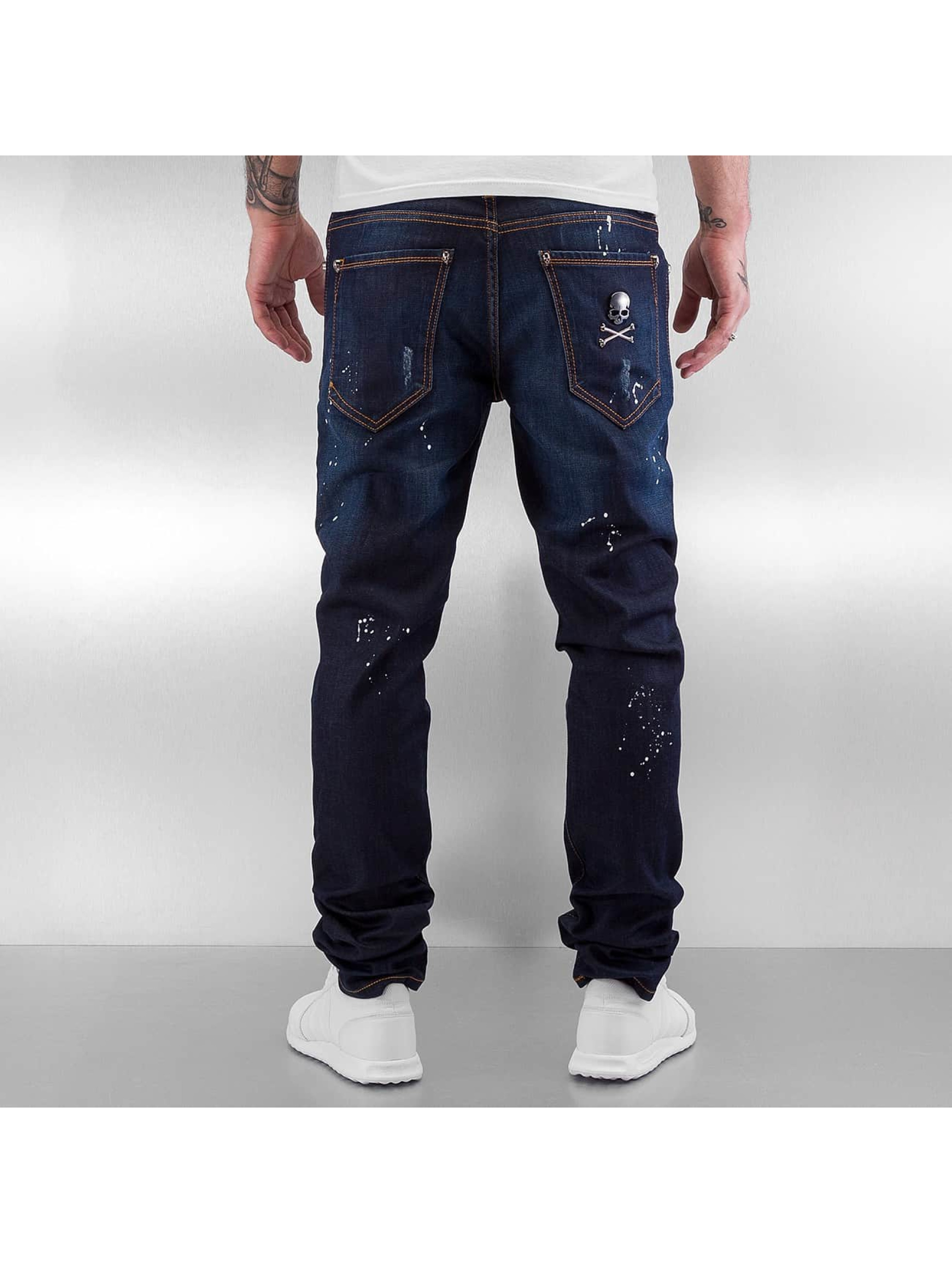 Pascucci Straight Fit Jeans Jiri blue