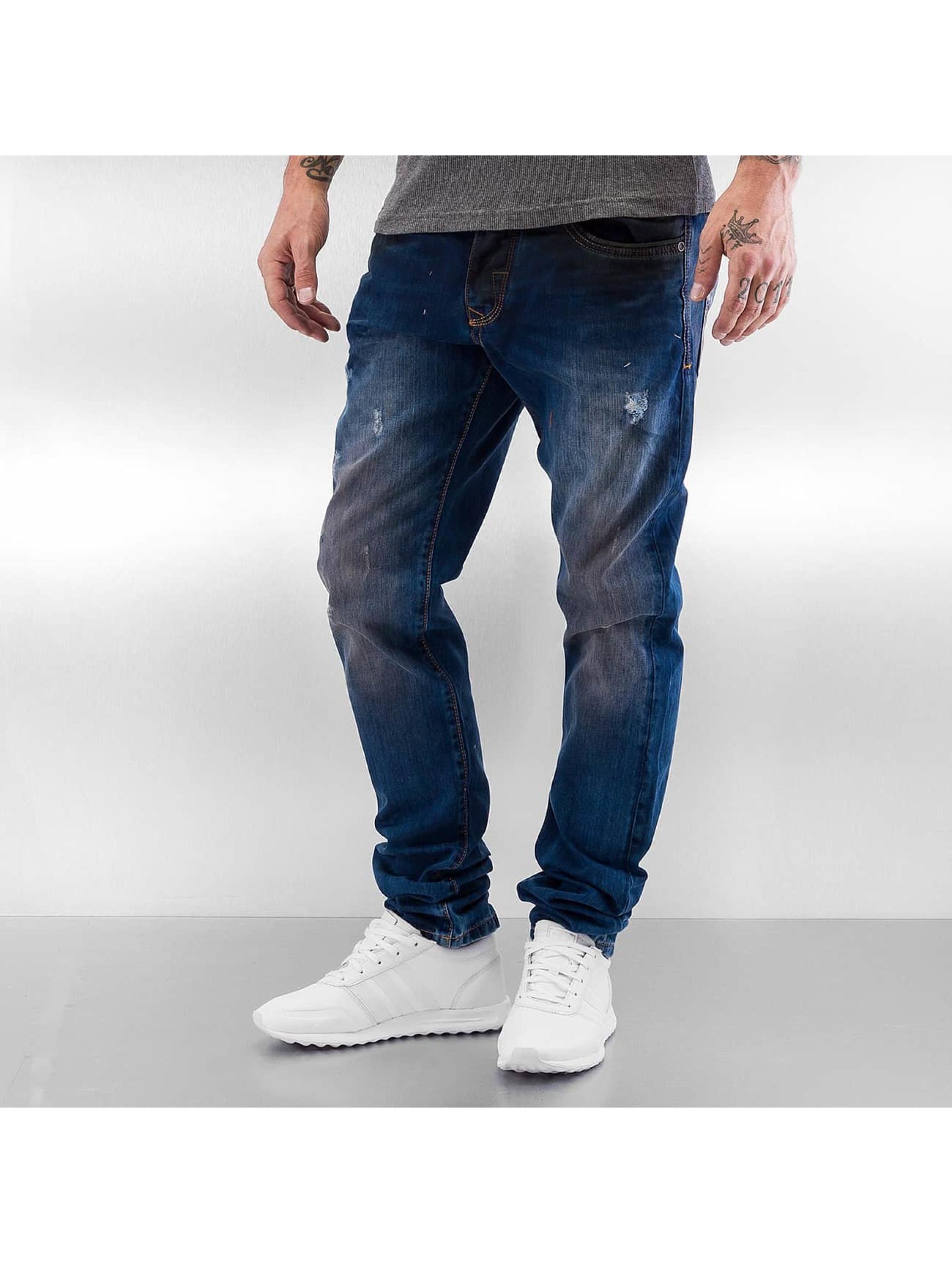 Pascucci Straight Fit Jeans Kamban blue