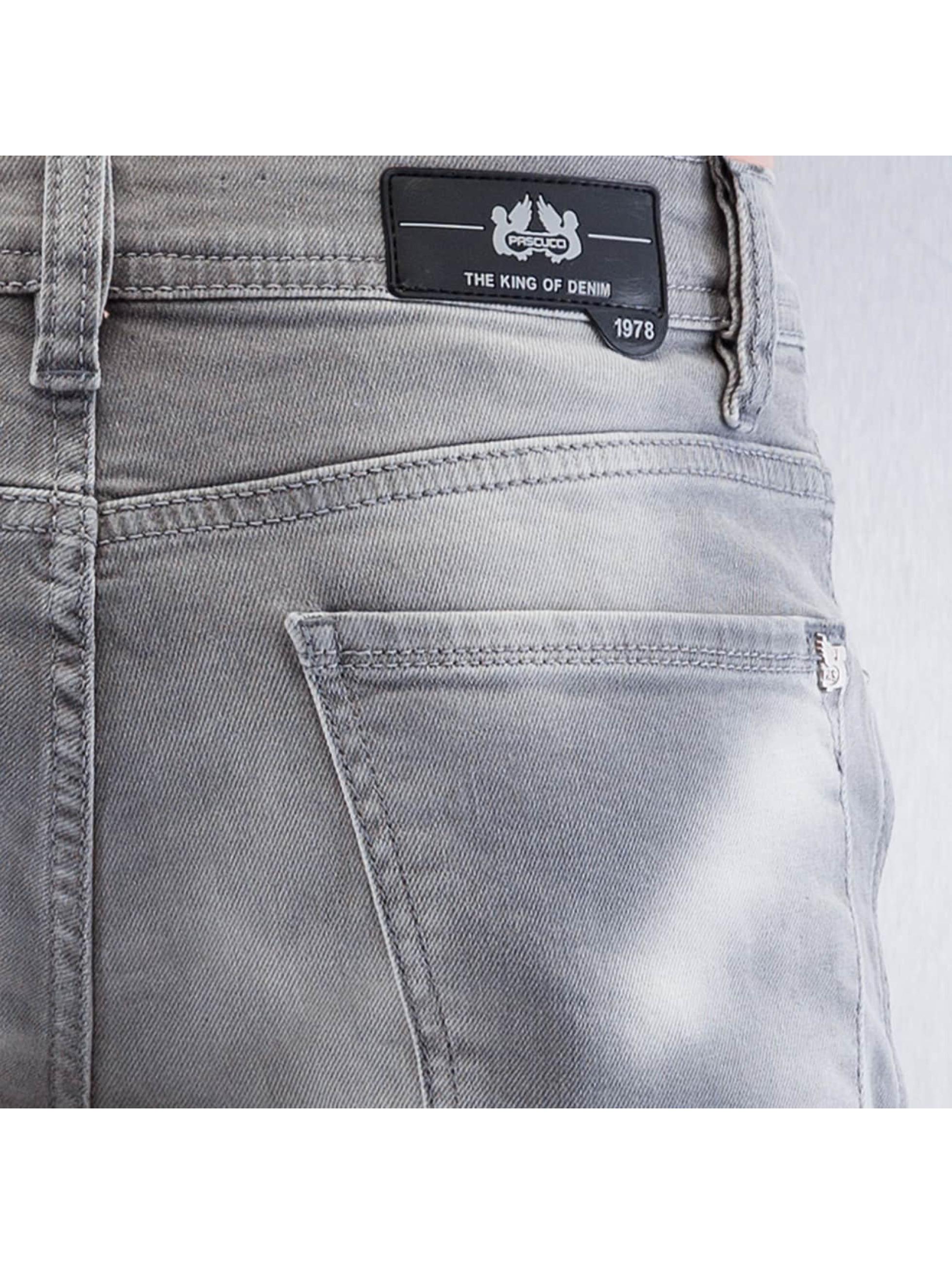 Pascucci Straight Fit Jeans Tossi grau