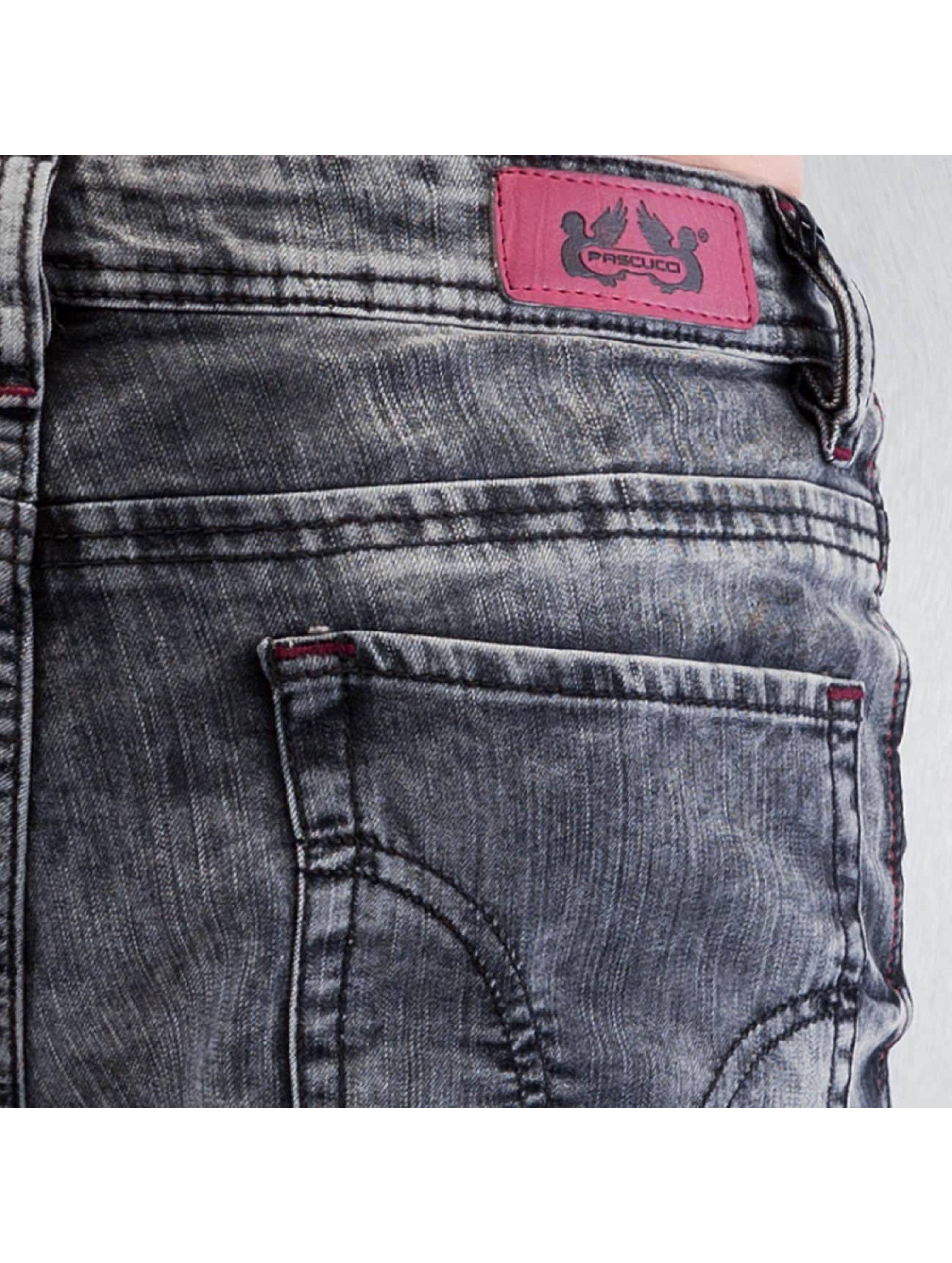 Pascucci Straight Fit Jeans Varmi grau