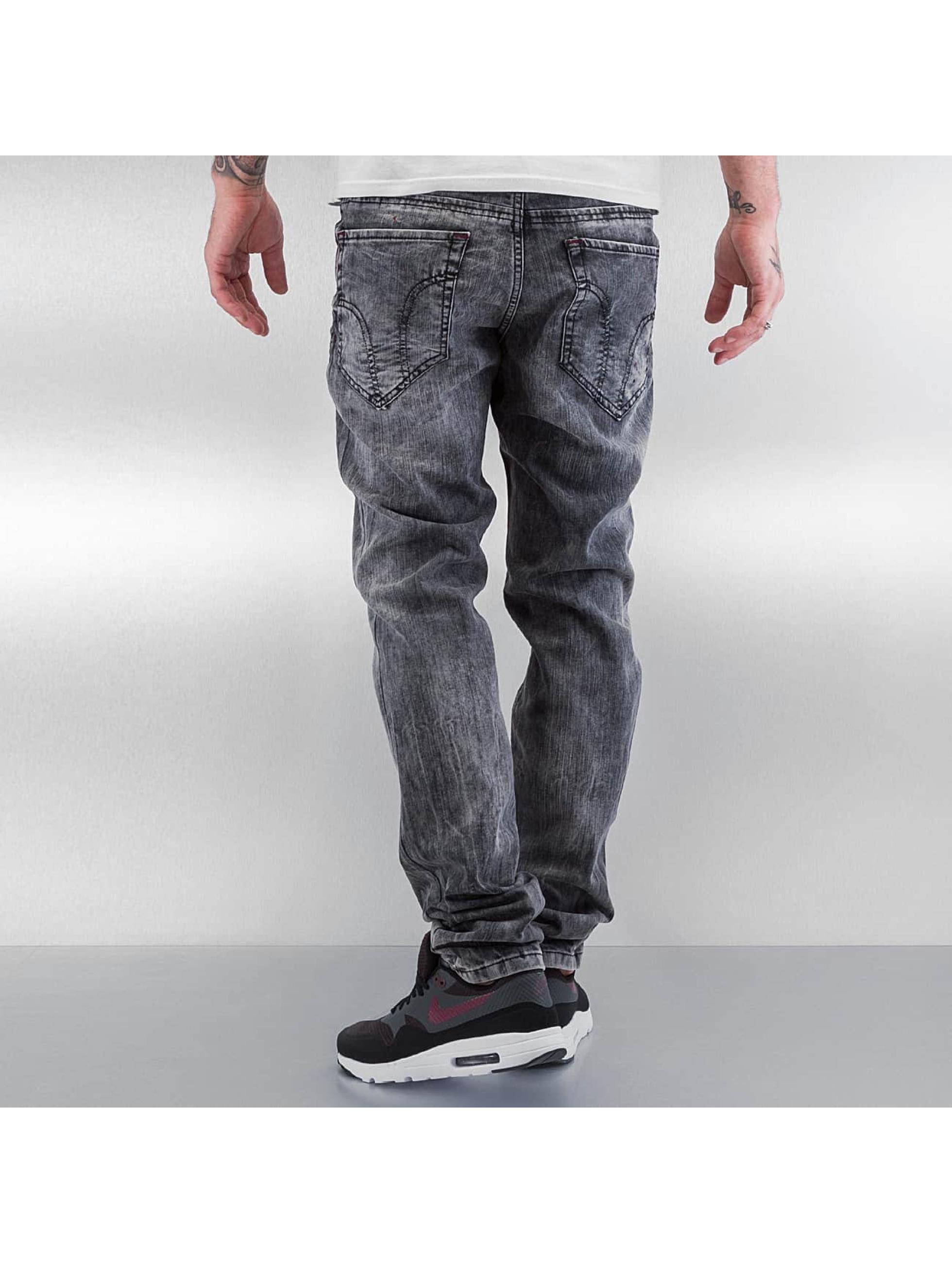 Pascucci Straight fit jeans Varmi grijs