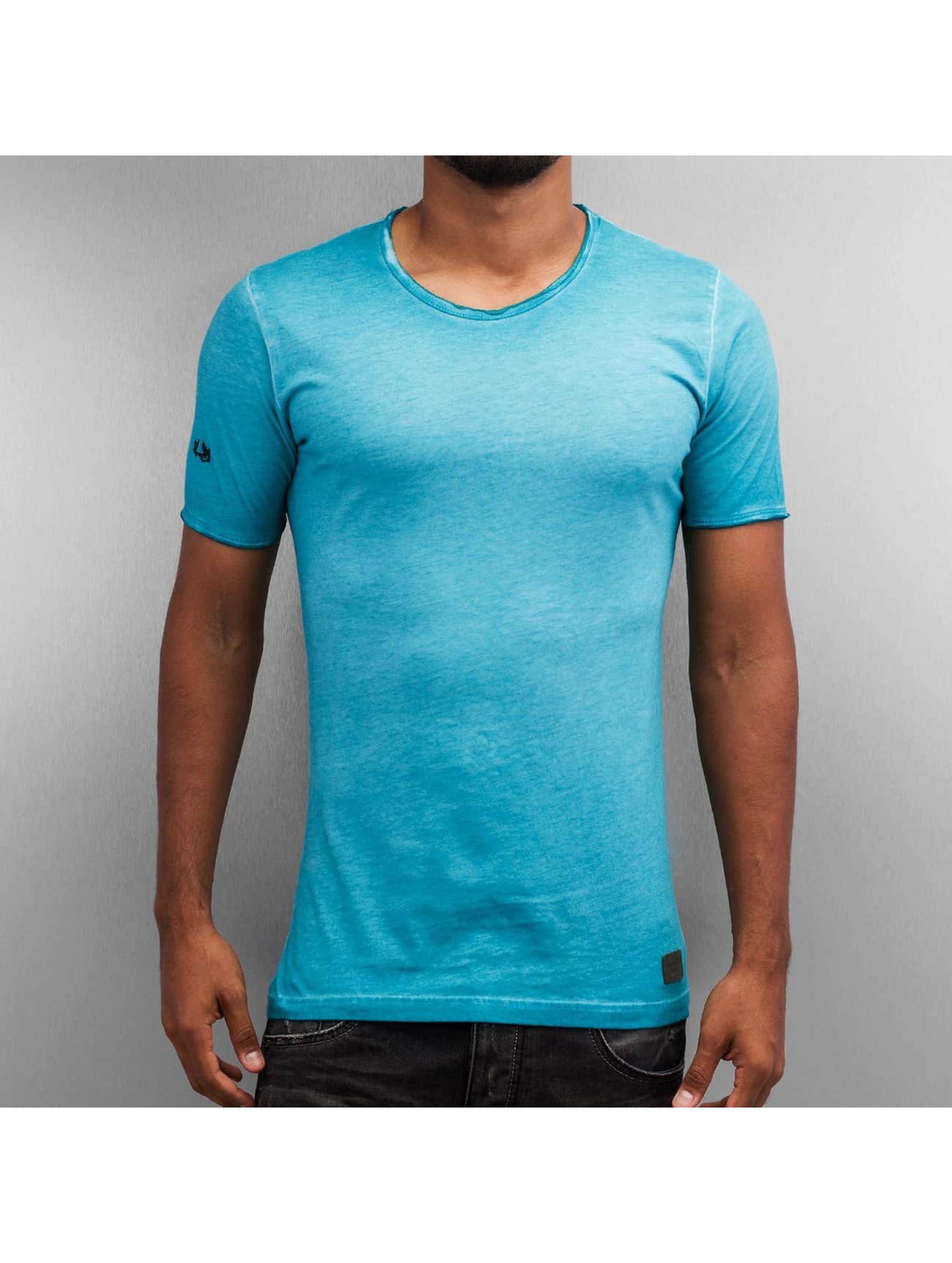 Pascucci T-shirt Dyed blå