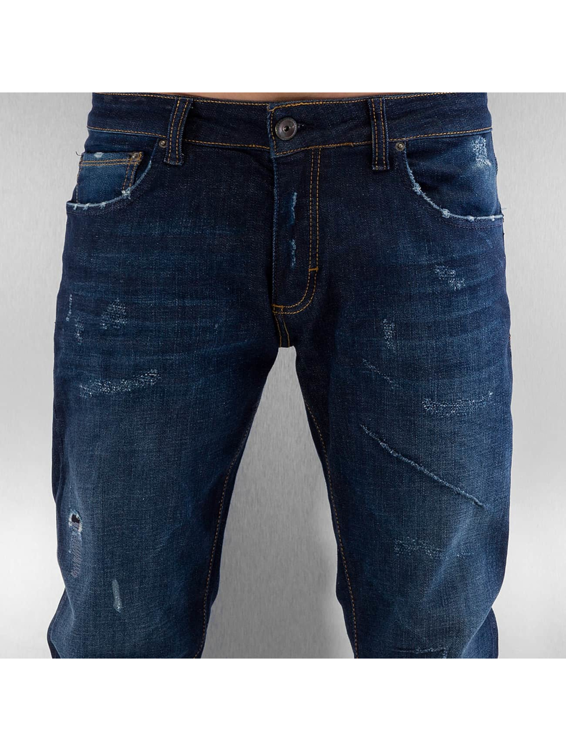 Pascucci Tynne bukser Venedik blå