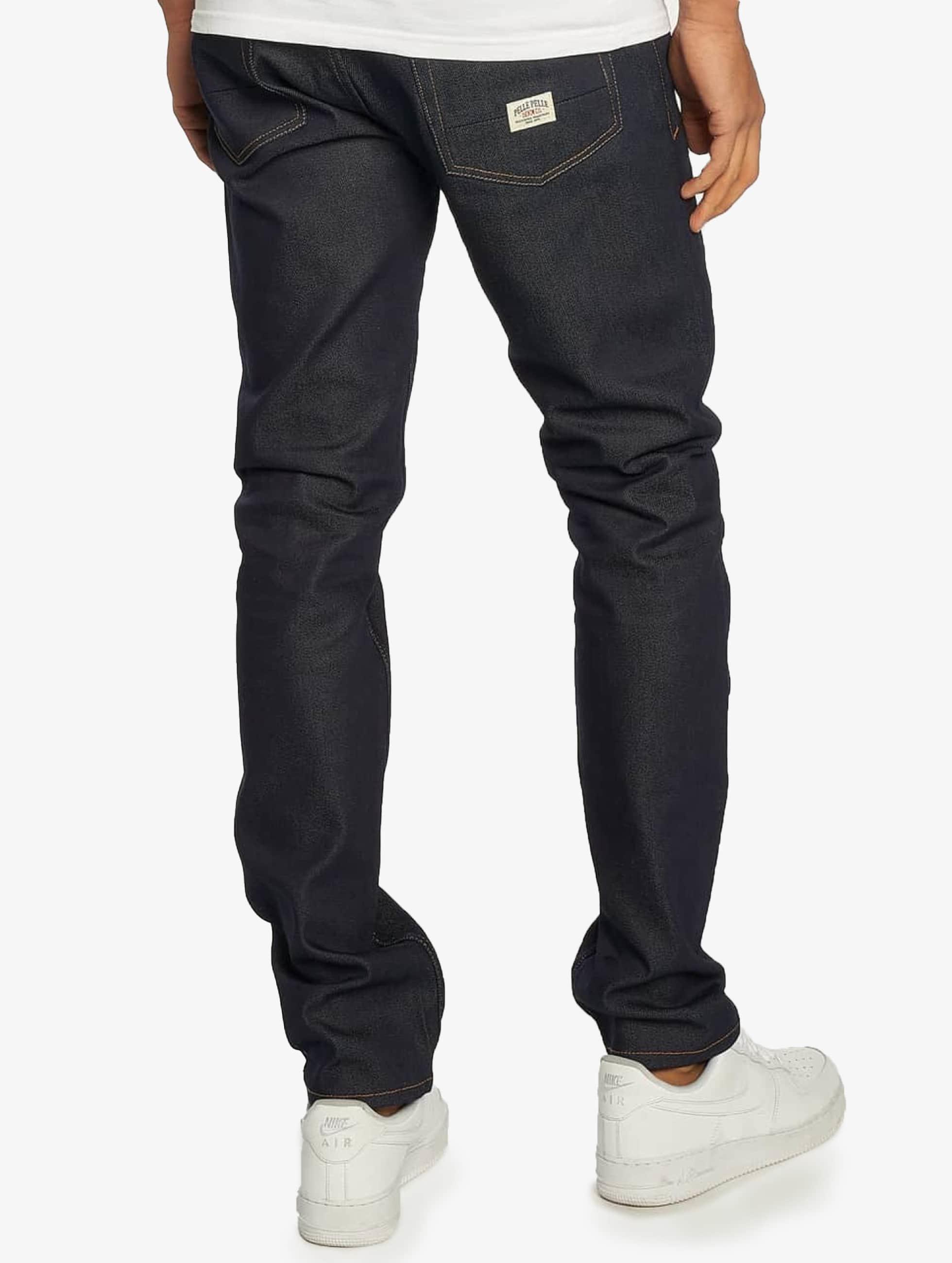 Pelle Pelle Облегающие джинсы Scotty Denim индиго