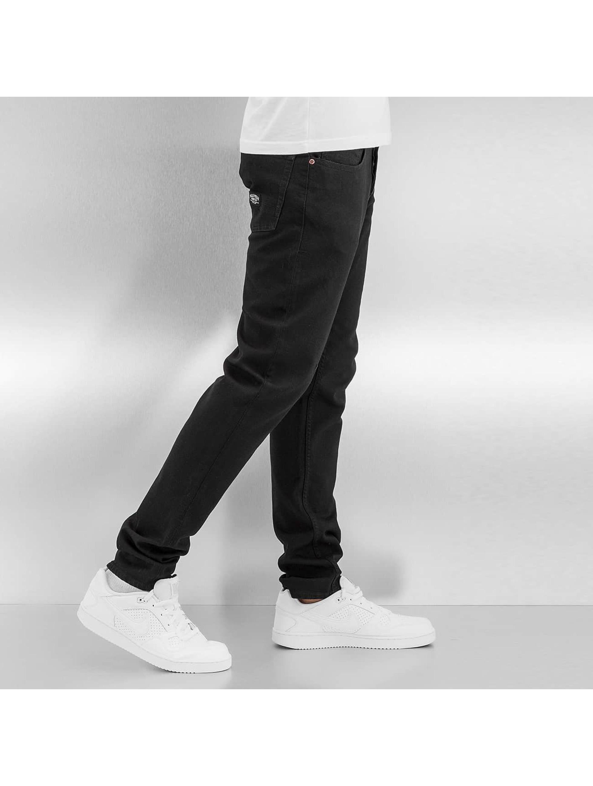 Pelle Pelle Облегающие джинсы Scotty Demin черный