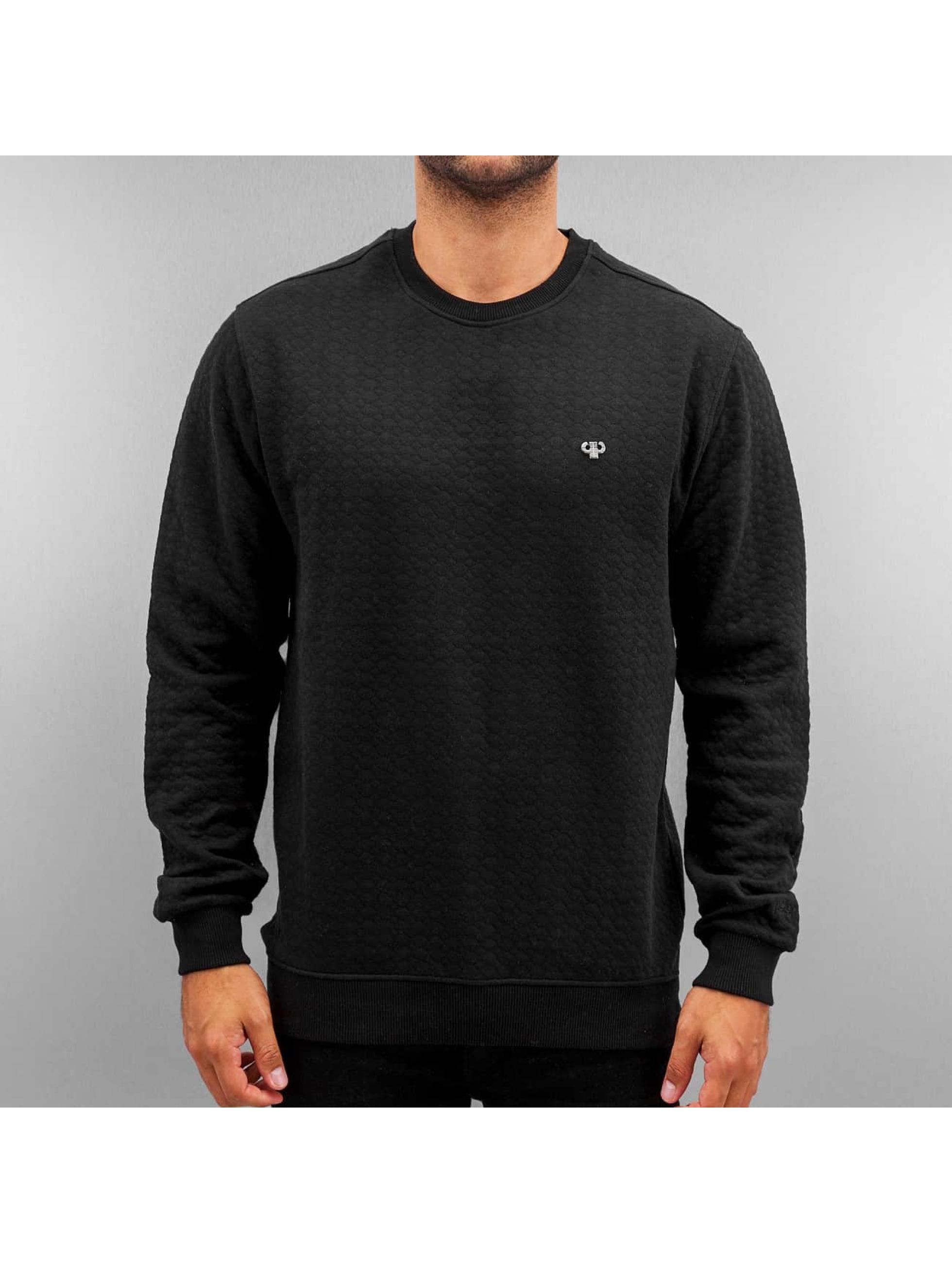 Pelle Pelle Пуловер Icon Plate черный