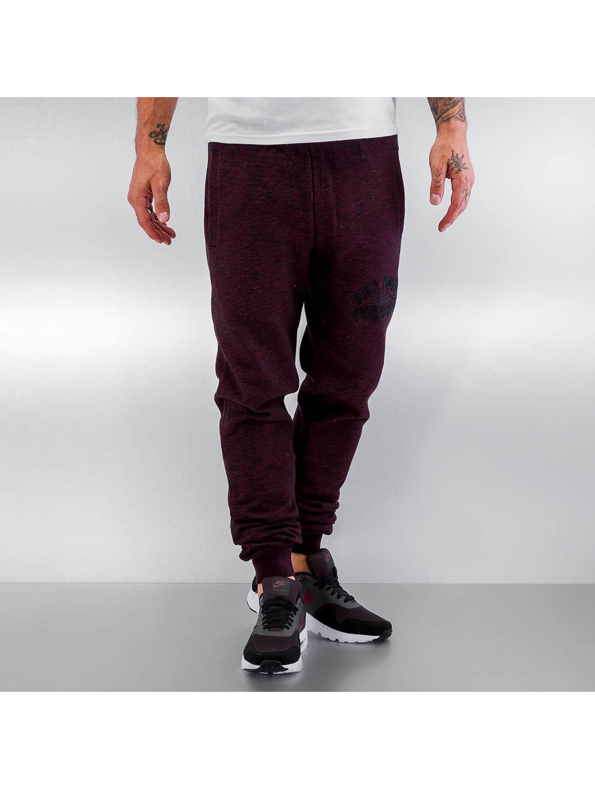 Pelle Pelle Спортивные брюки Not Your Average красный