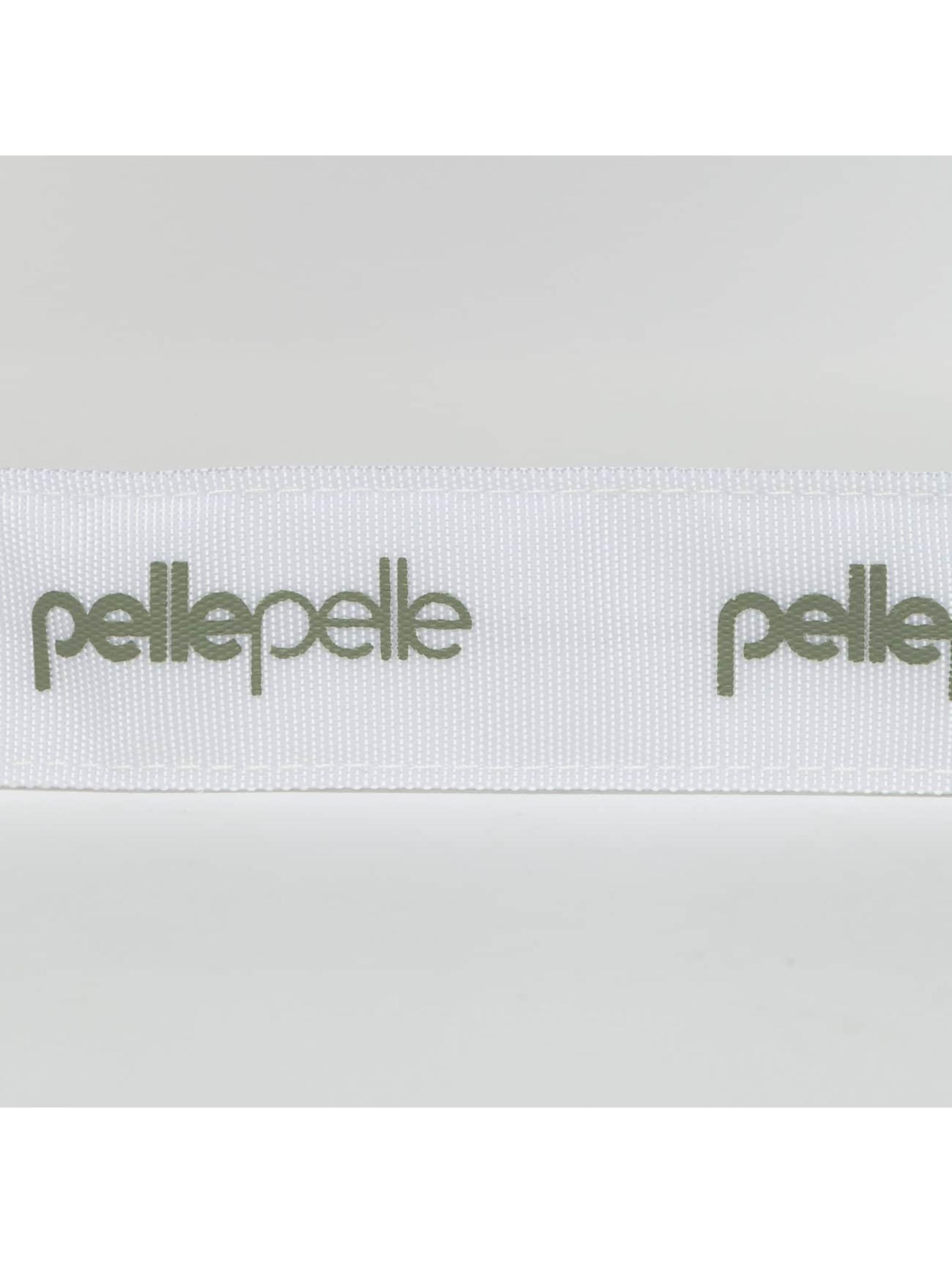 Pelle Pelle Bælte Core Army hvid