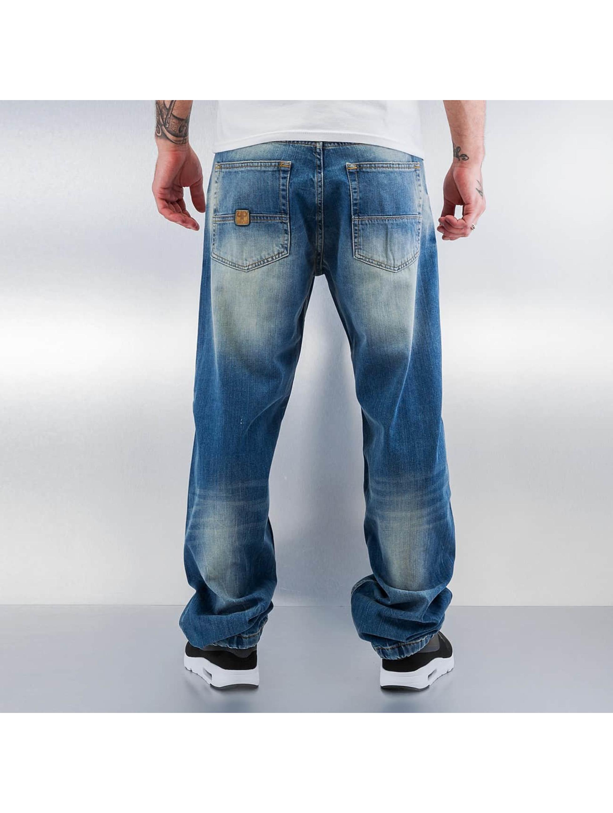 Pelle Pelle Baggy jeans Baxter blå