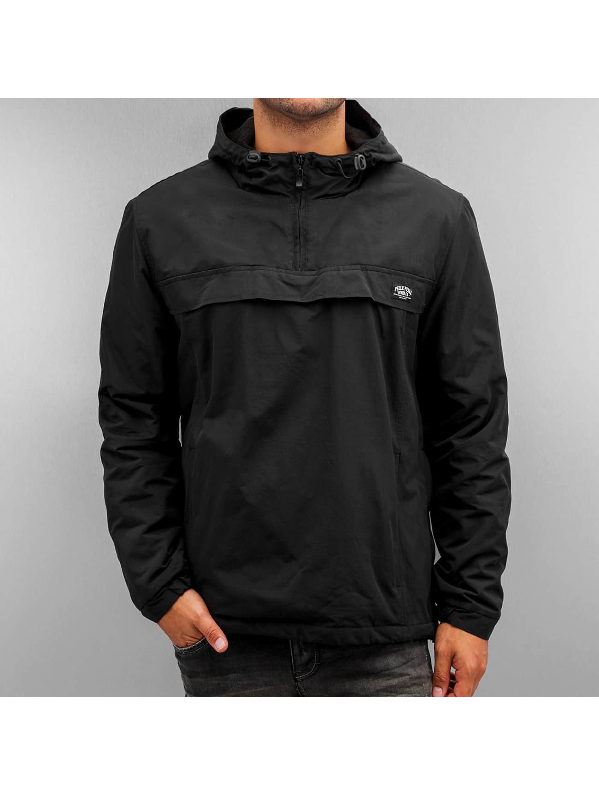 Pelle Pelle Lightweight Jacket Nothern black