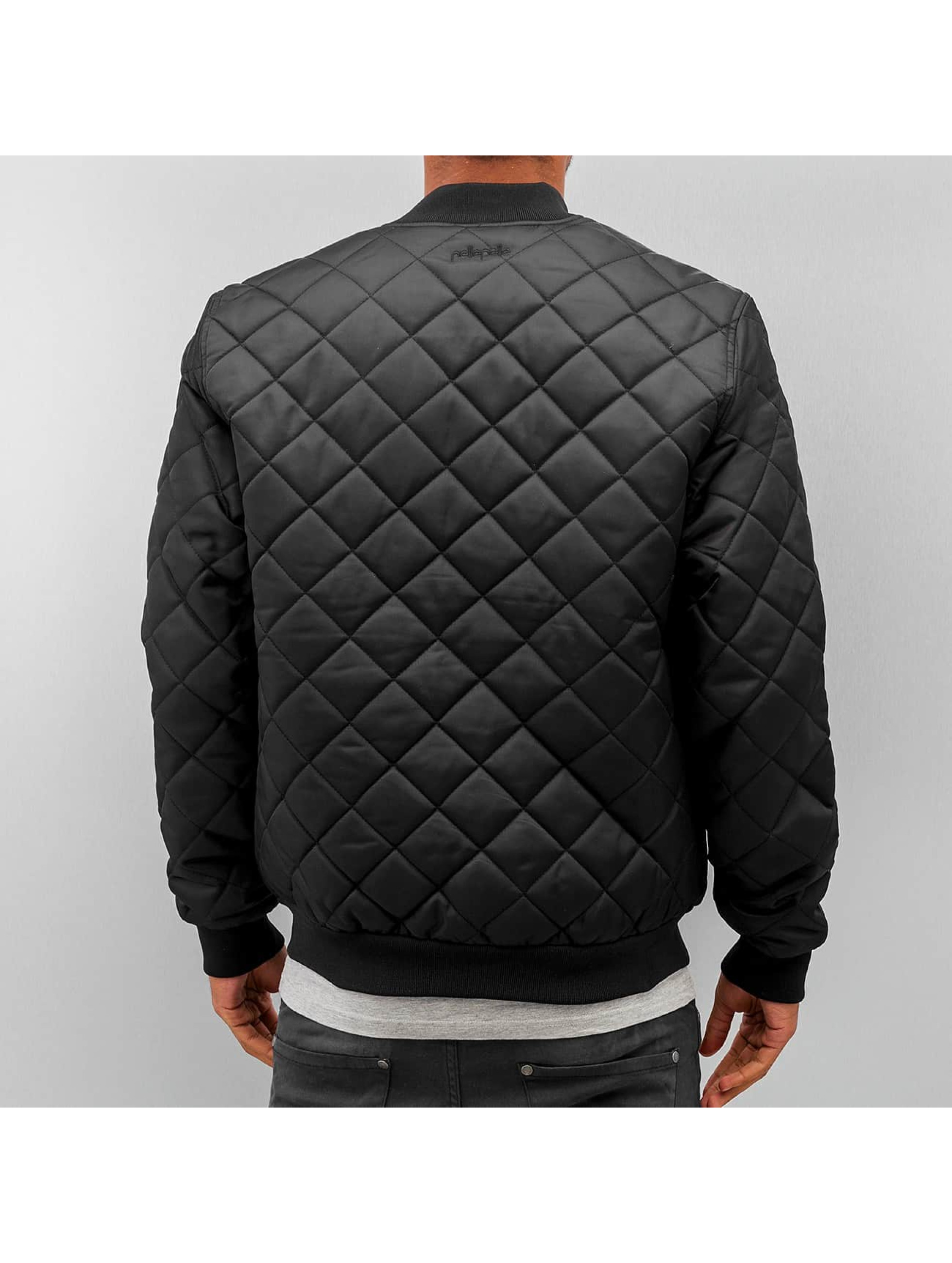 Pelle Pelle Manteau hiver Million Dollar Quilted noir