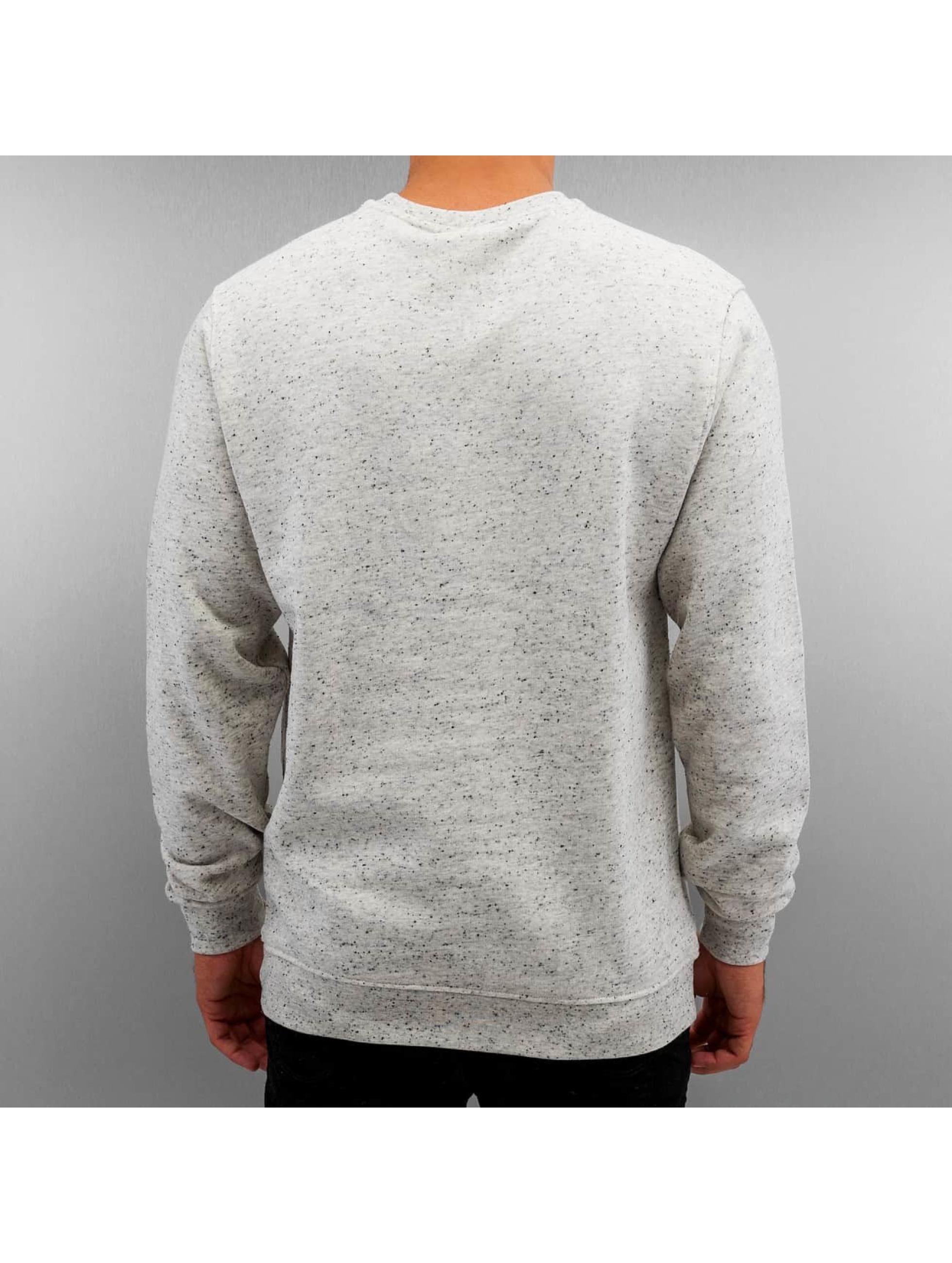 Pelle Pelle Pullover Mini Logo grau