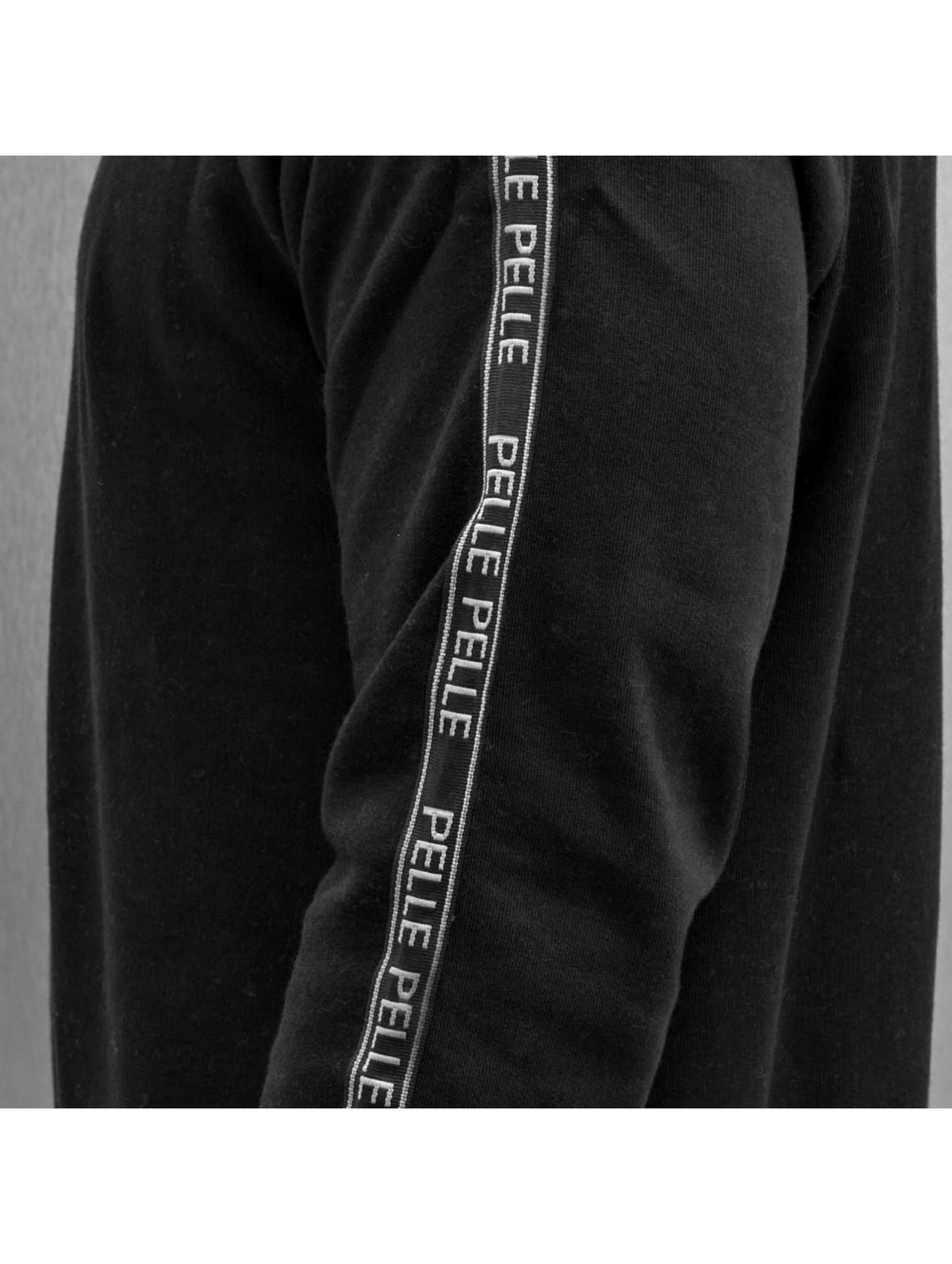 Pelle Pelle Pullover Tapemasters schwarz