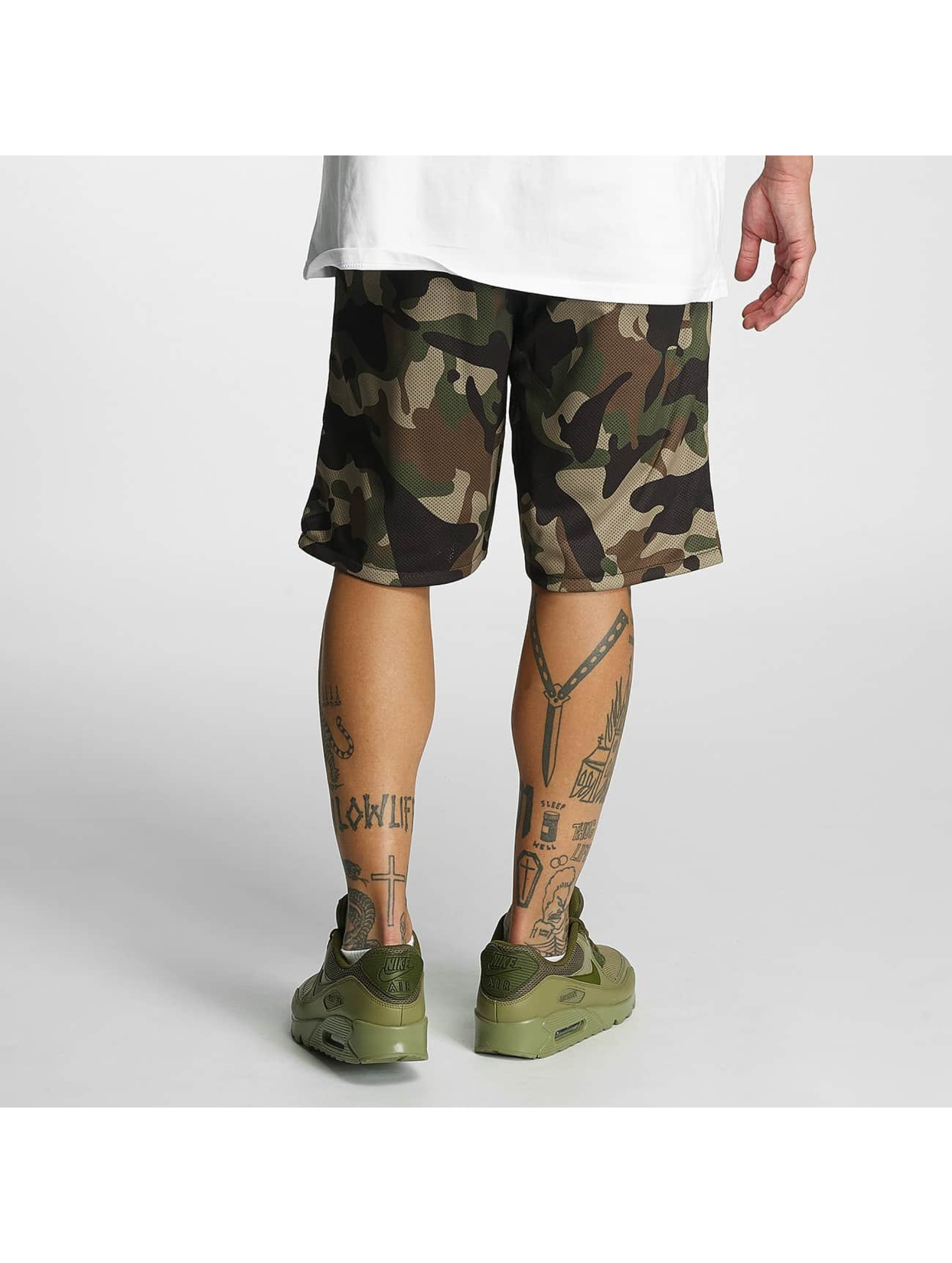 pelle pelle herren shorts combat in camouflage 318898. Black Bedroom Furniture Sets. Home Design Ideas