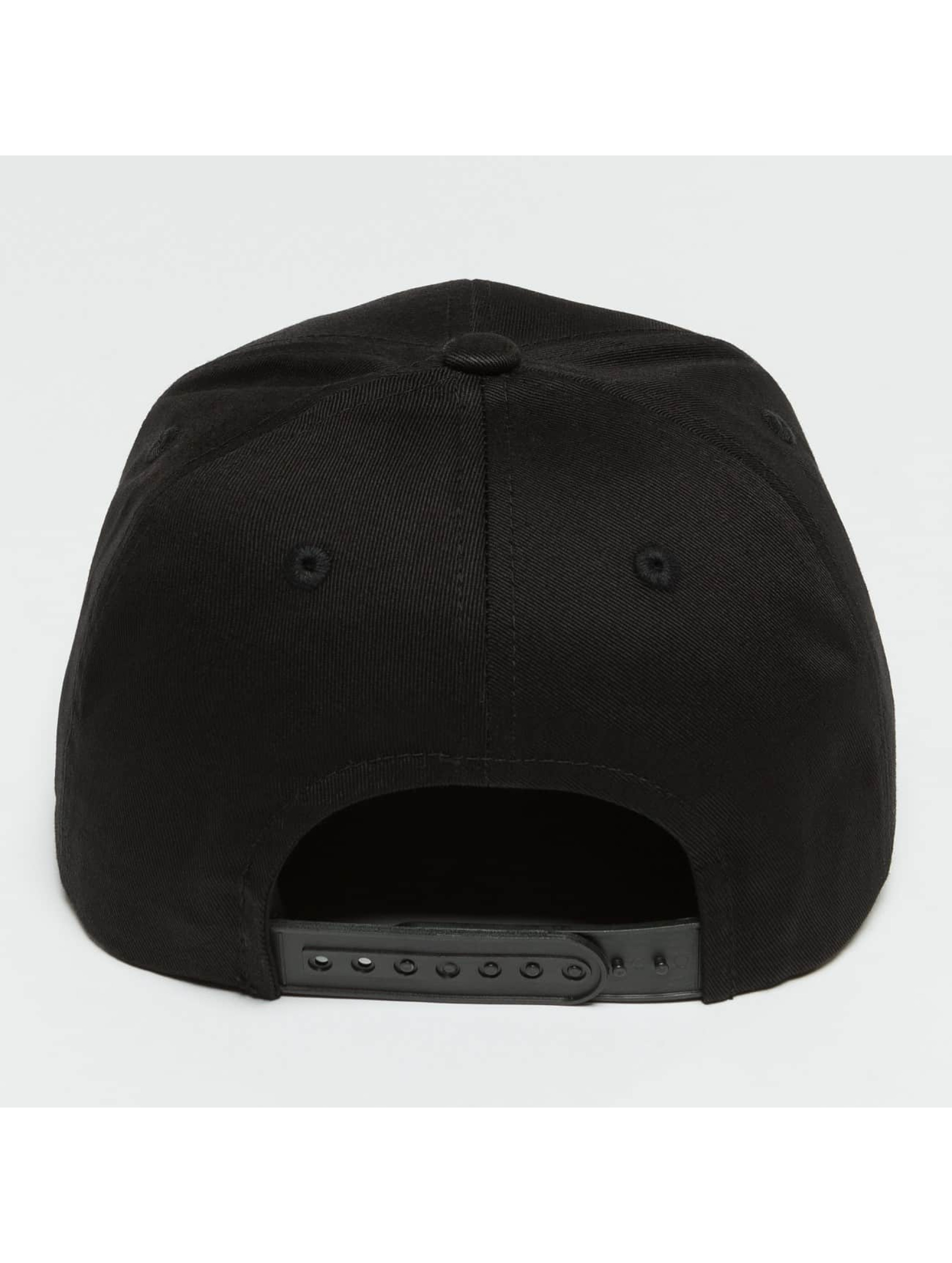 Pelle Pelle snapback cap Signature zwart