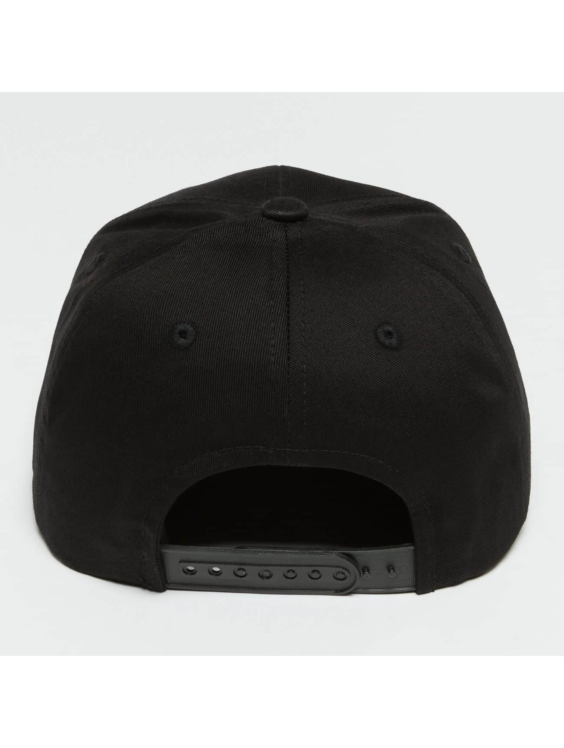 Pelle Pelle Snapback Caps Signature čern