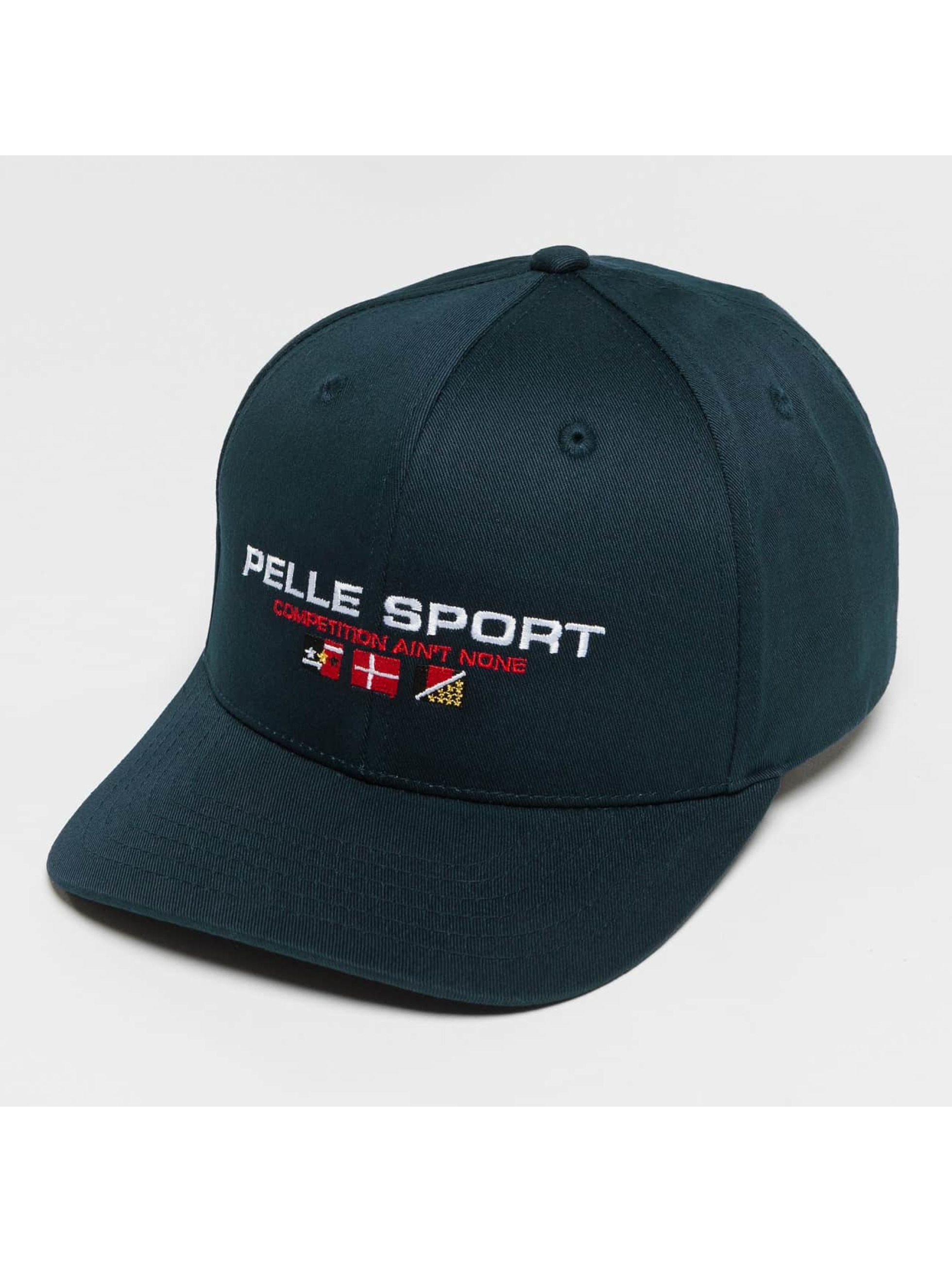 Pelle Pelle Snapback Caps Vintage Series modrý