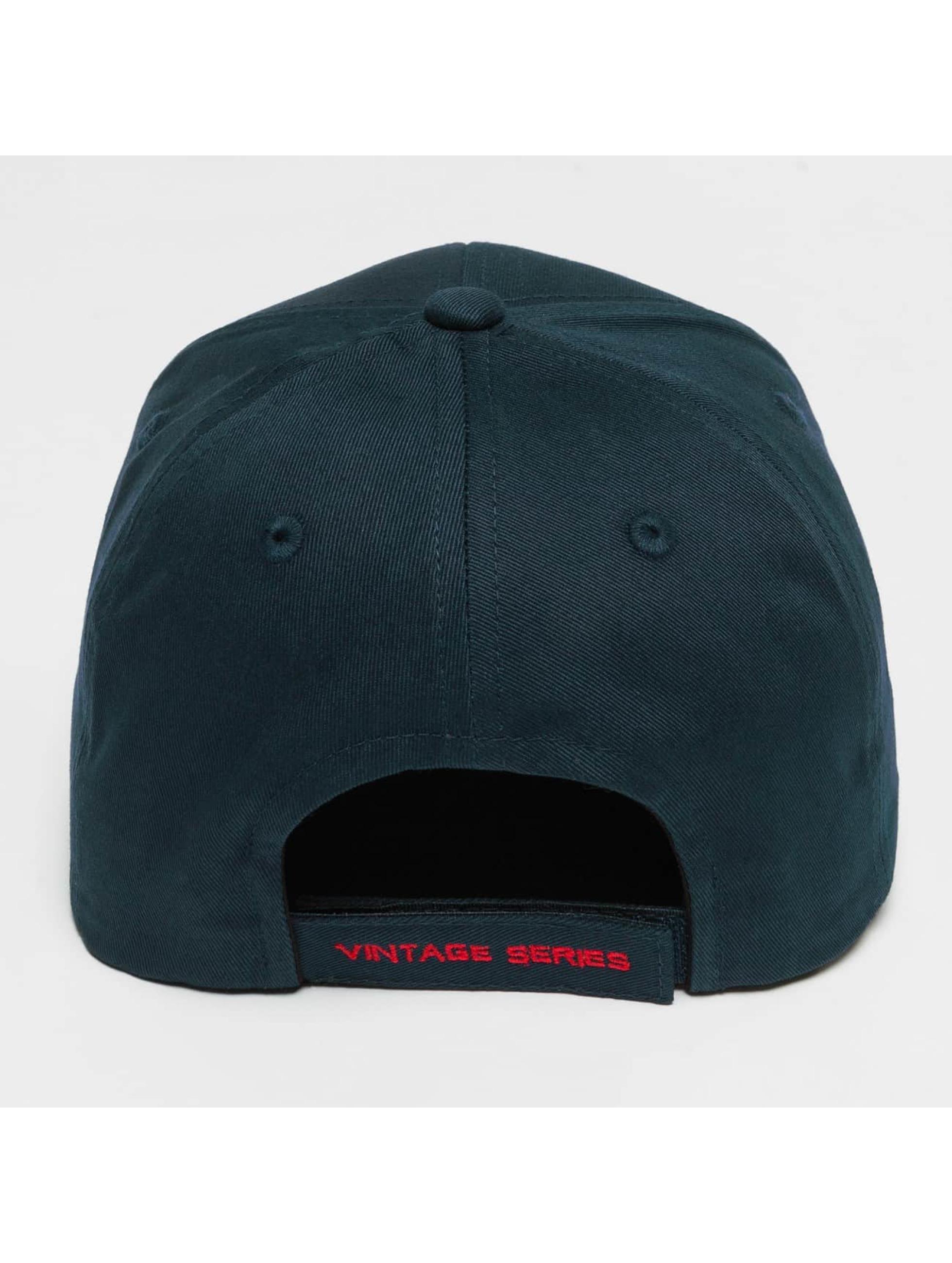 Pelle Pelle Snapback Caps Vintage Series niebieski