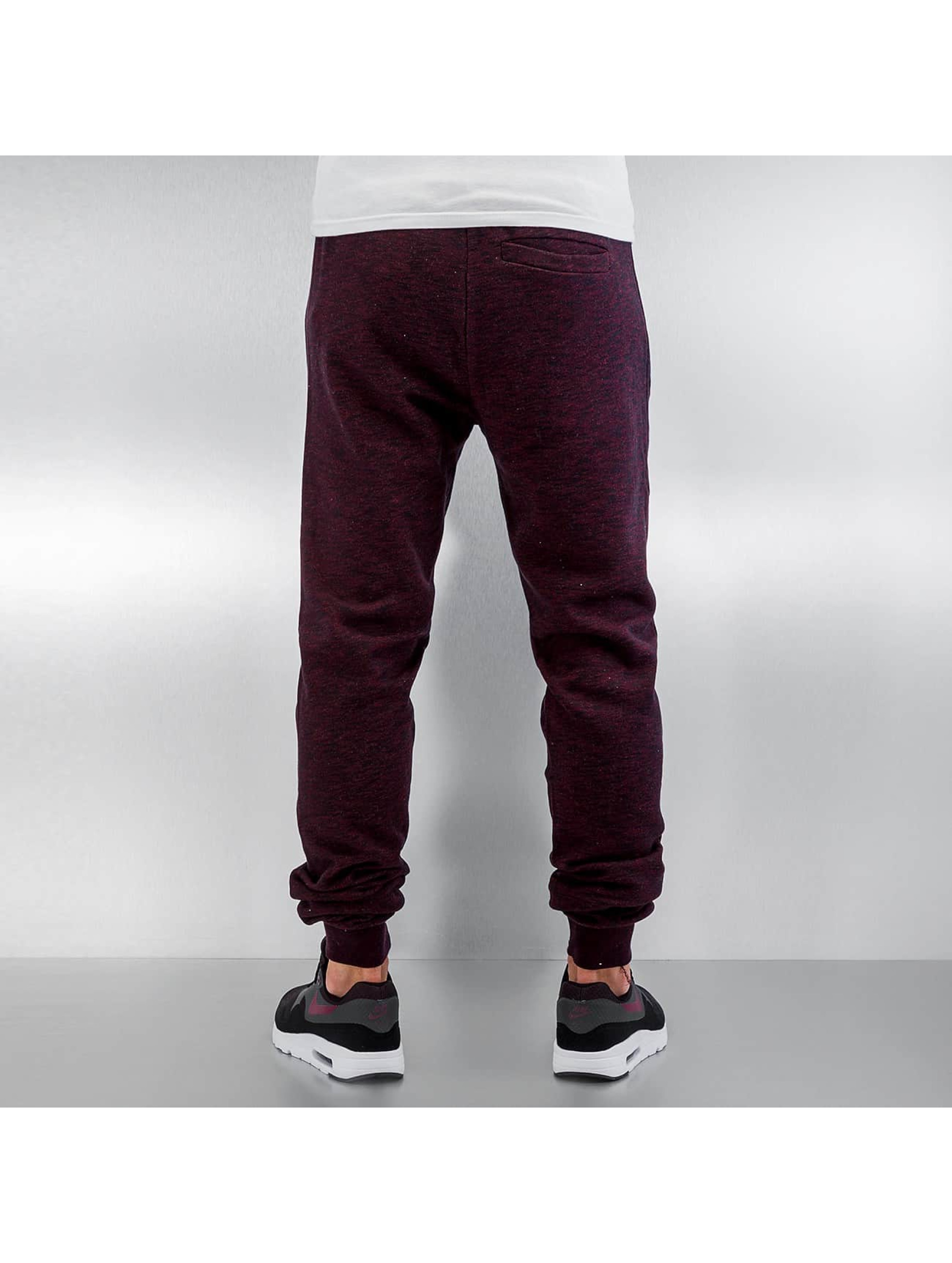 Pelle Pelle Spodnie do joggingu Not Your Average czerwony