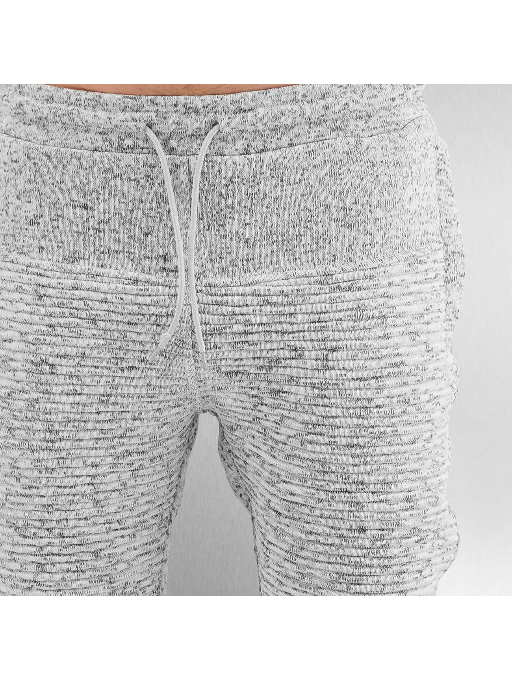 Pelle Pelle Spodnie do joggingu Pleated szary