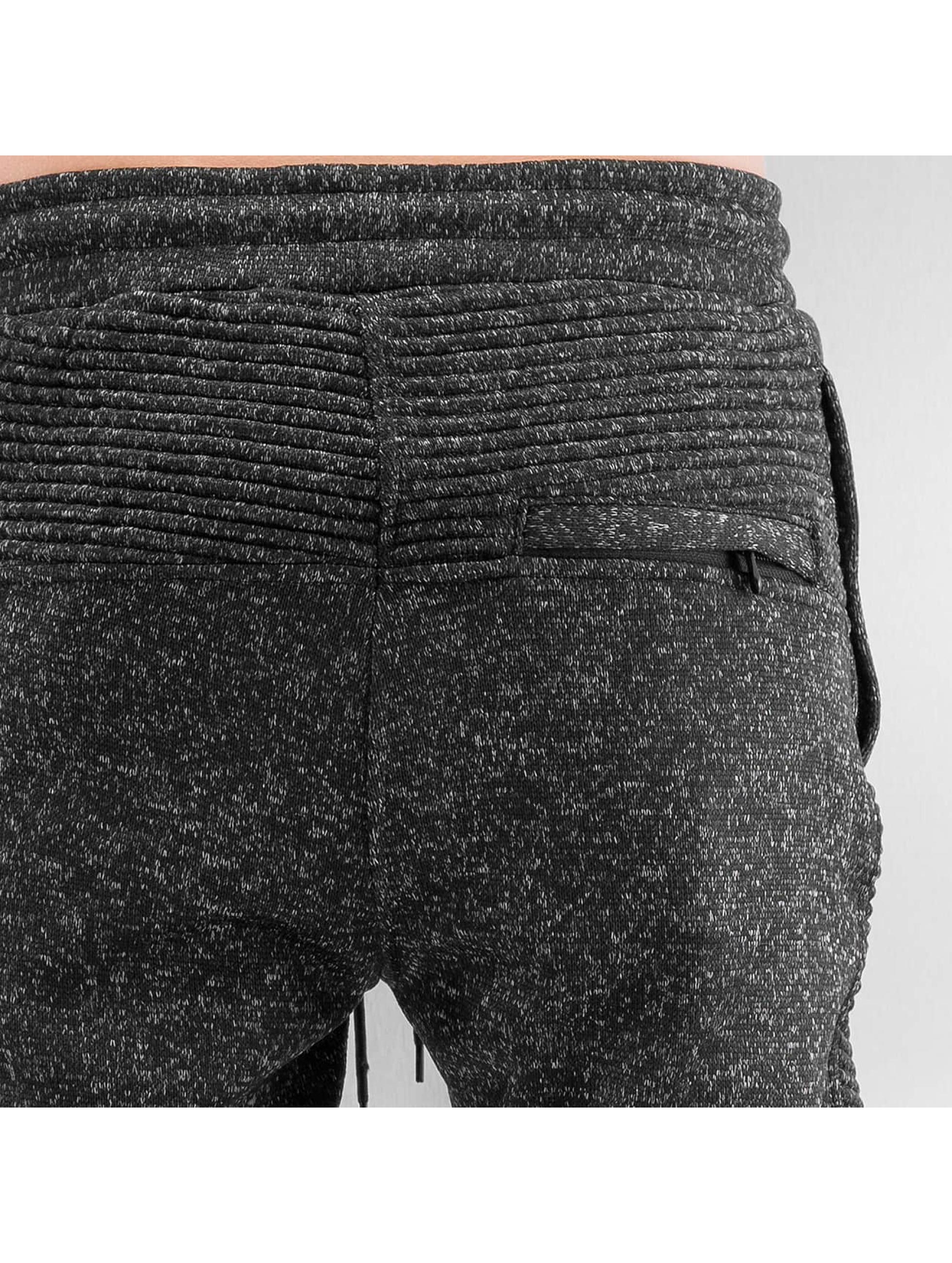 Pelle Pelle Sweat Pant Pleated black