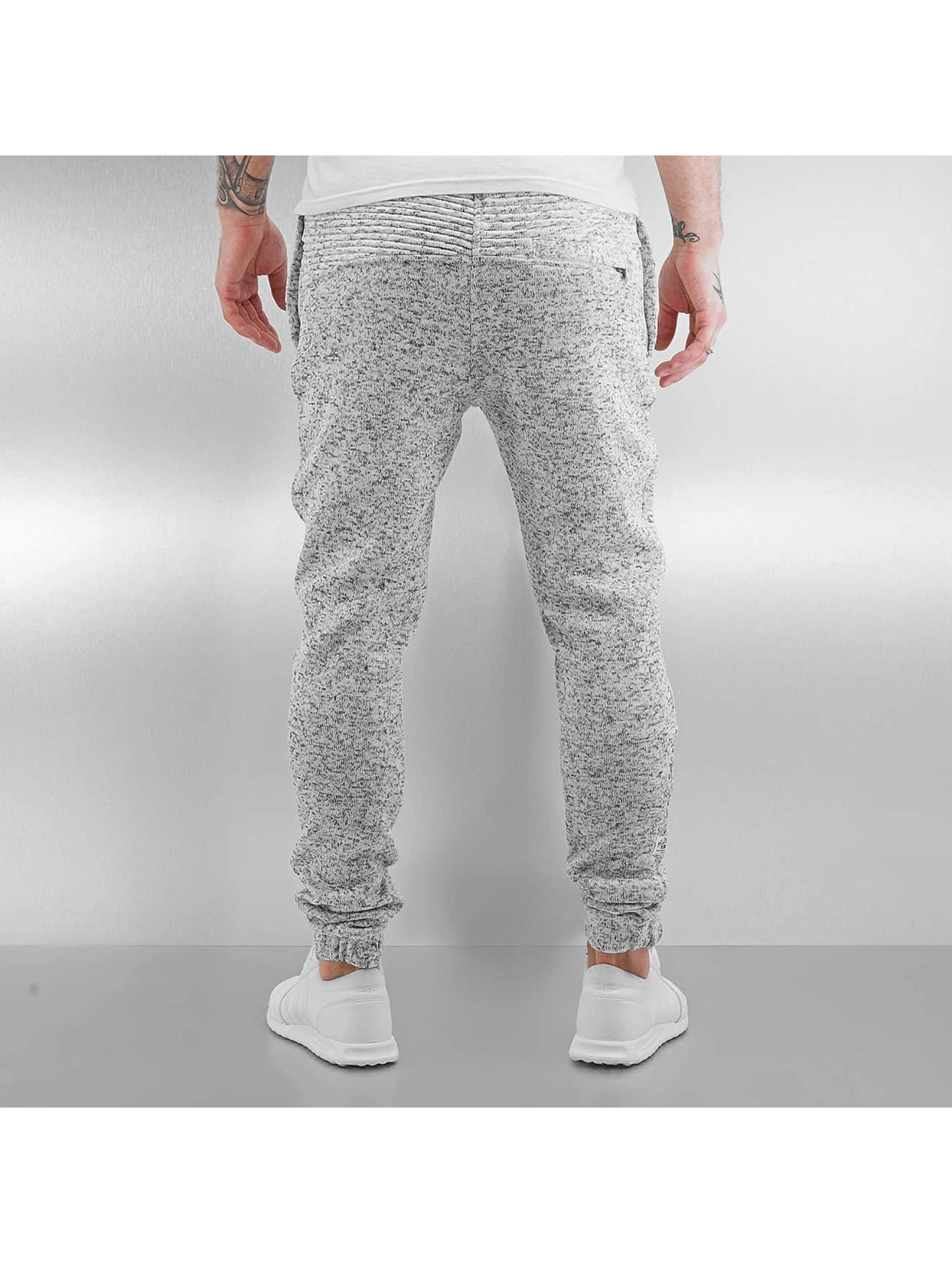 Pelle Pelle Sweat Pant Pleated grey