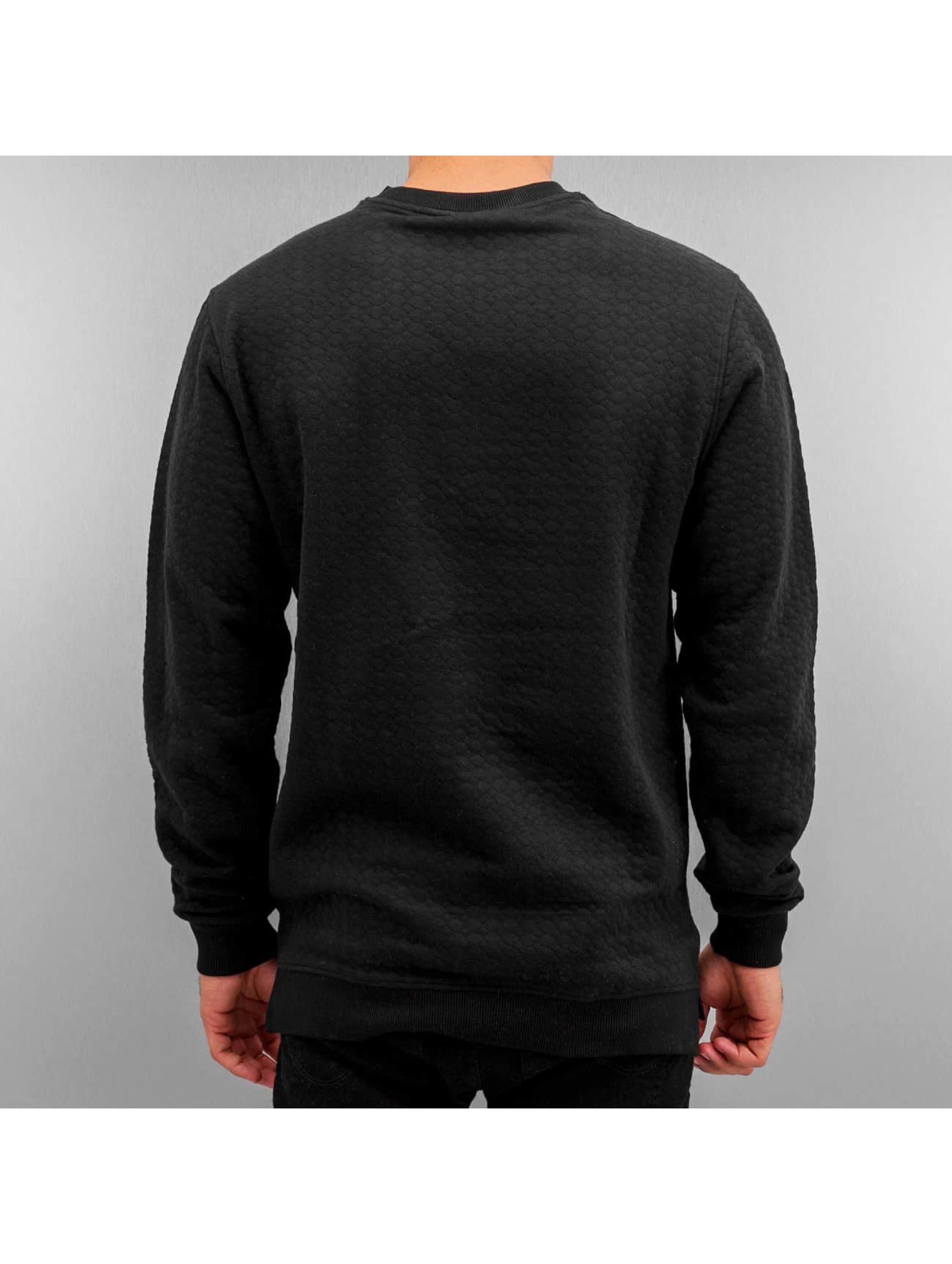 Pelle Pelle Swetry Icon Plate czarny
