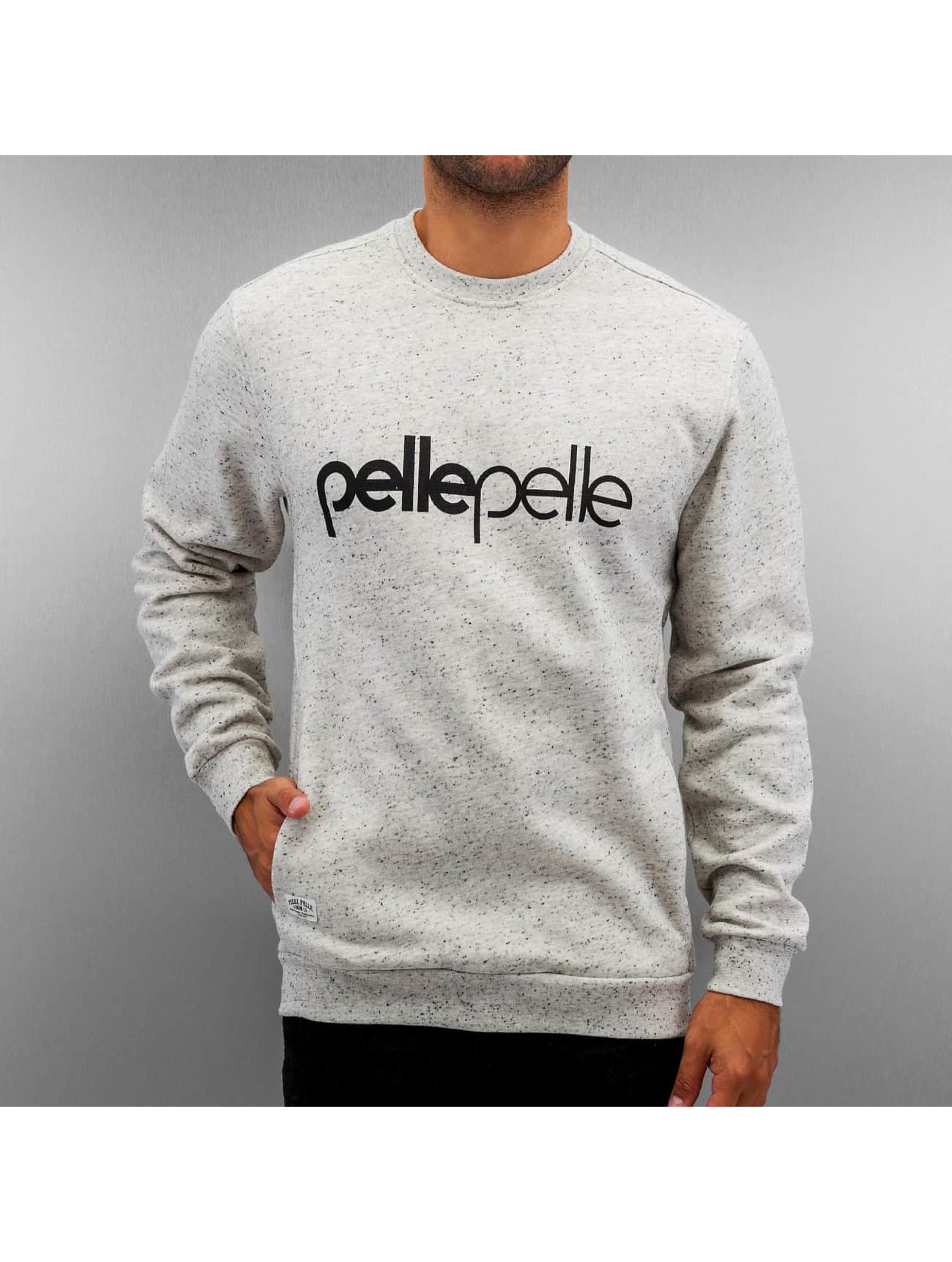Pelle Pelle Swetry Back 2 The Basics szary
